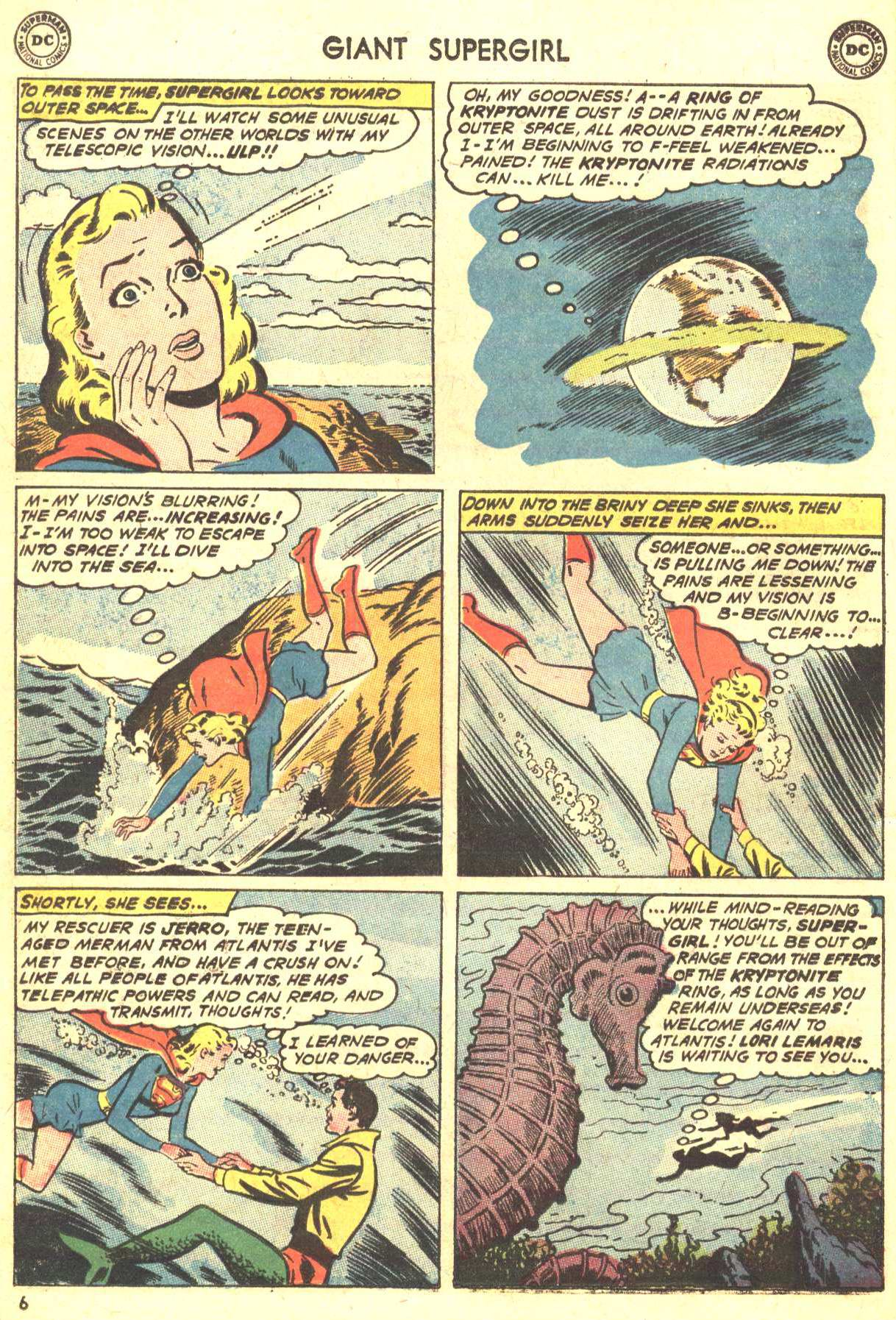 Read online Action Comics (1938) comic -  Issue #360 - 7