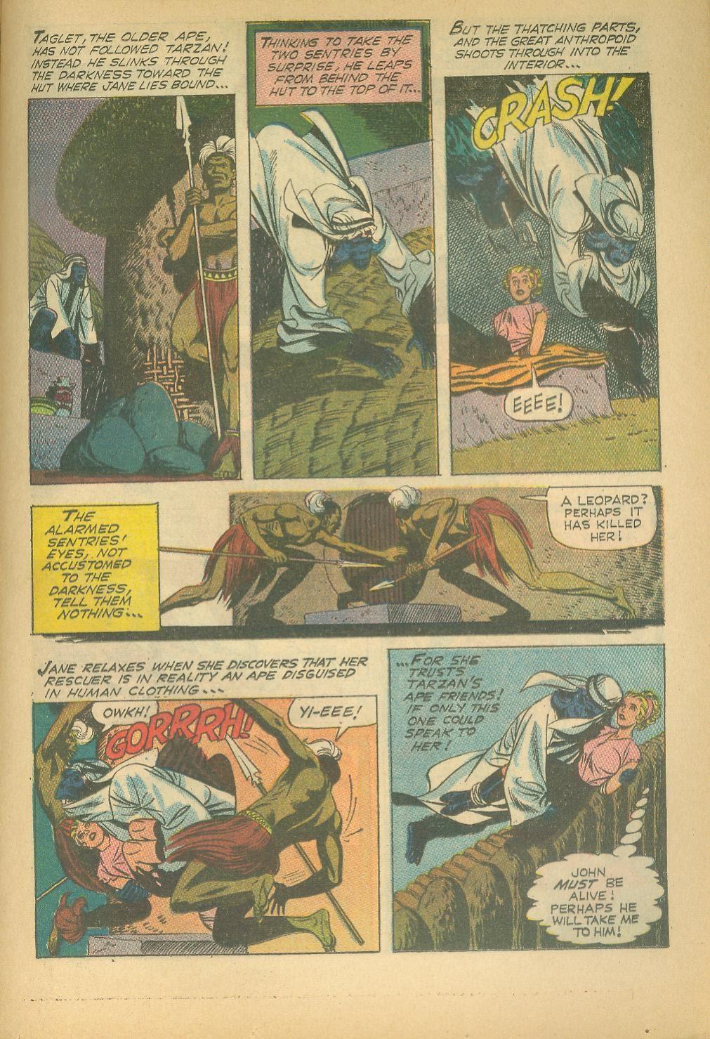Tarzan (1962) issue 160 - Page 21