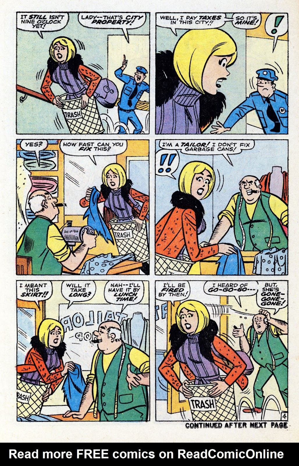 Mad About Millie issue 15 - Page 14