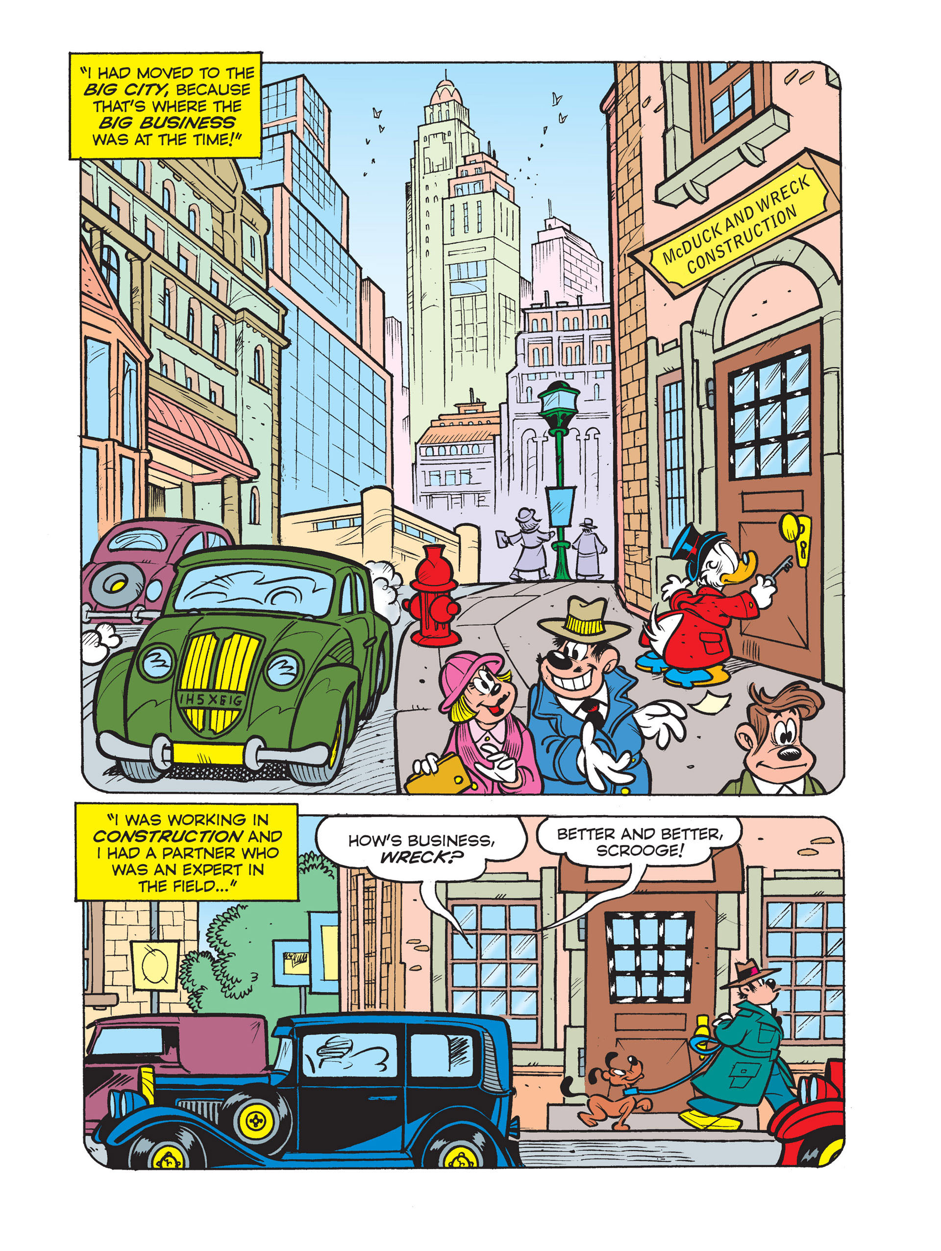 Read online All of Scrooge McDuck's Millions comic -  Issue #4 - 4