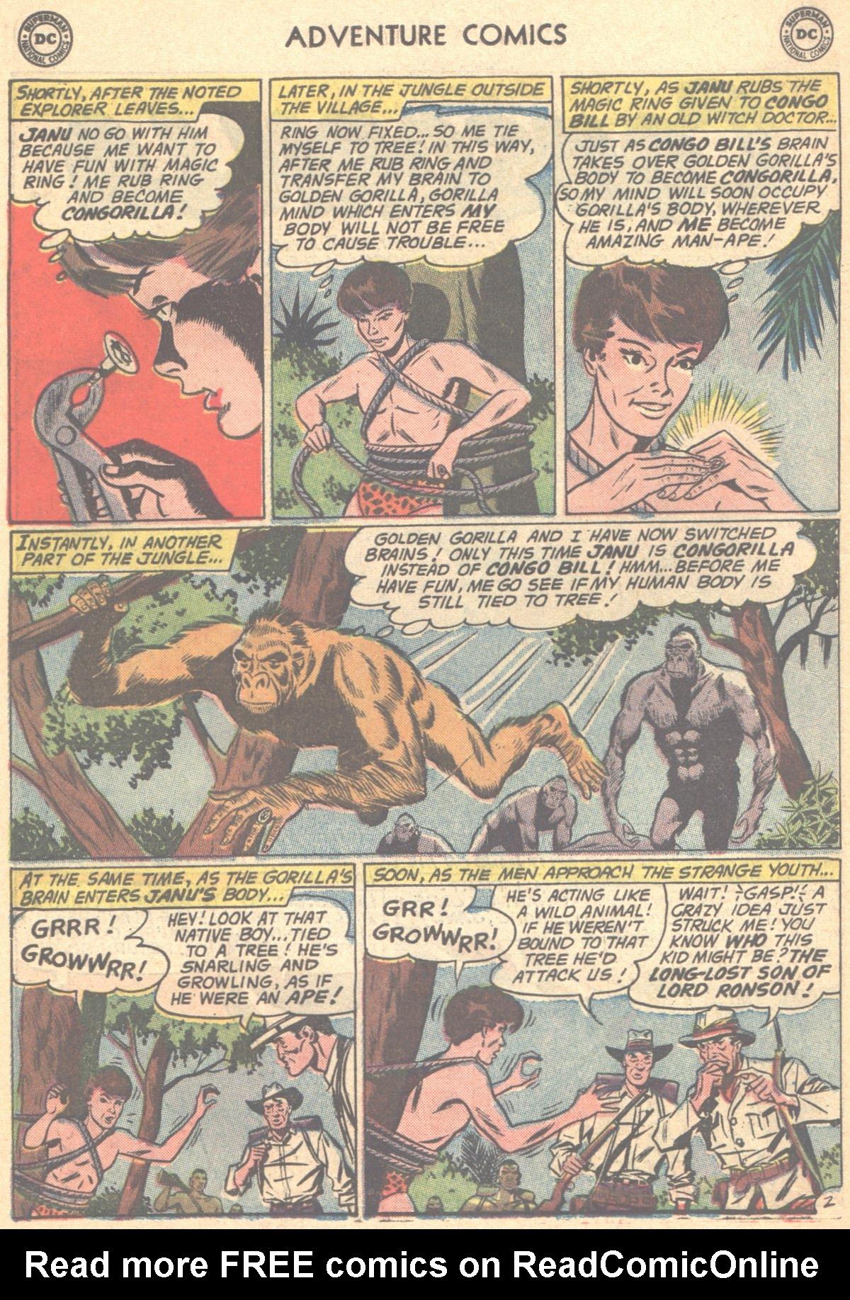 Read online Adventure Comics (1938) comic -  Issue #278 - 18