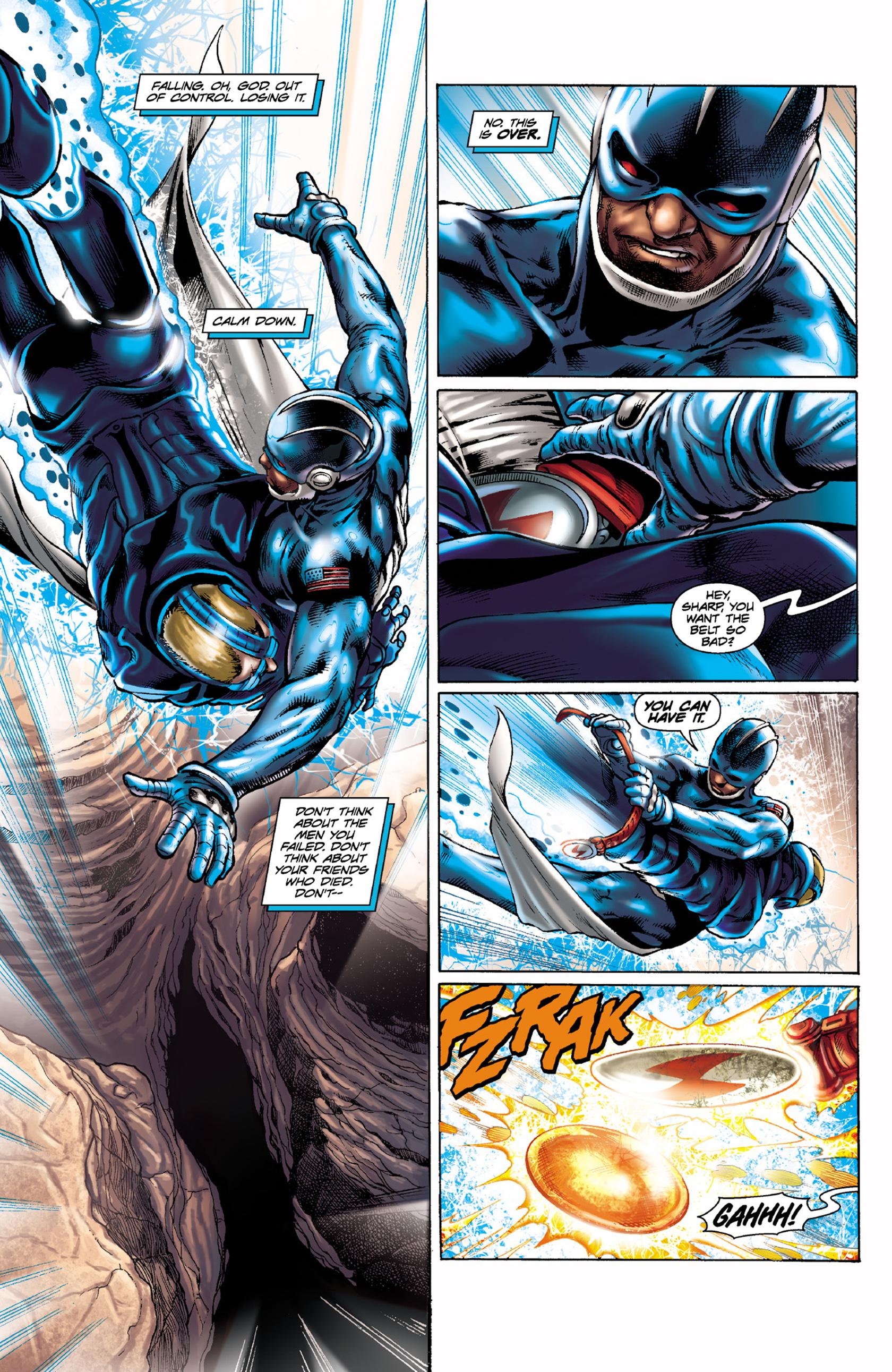 Read online Skyman comic -  Issue #4 - 12