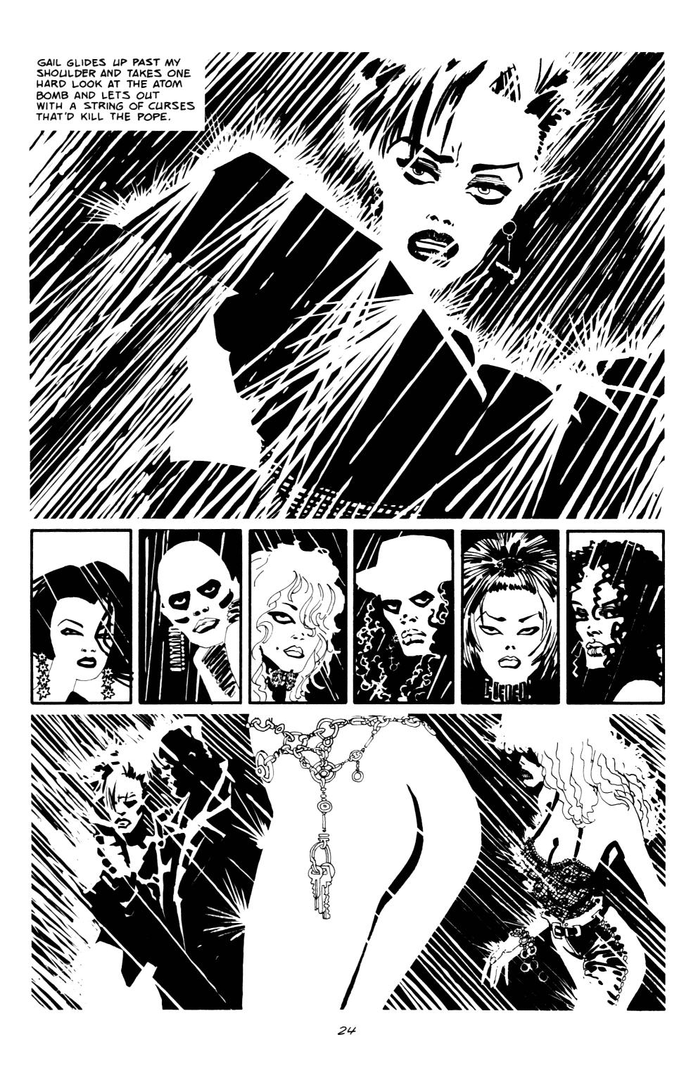 Read online Sin City: The Big Fat Kill comic -  Issue #2 - 25