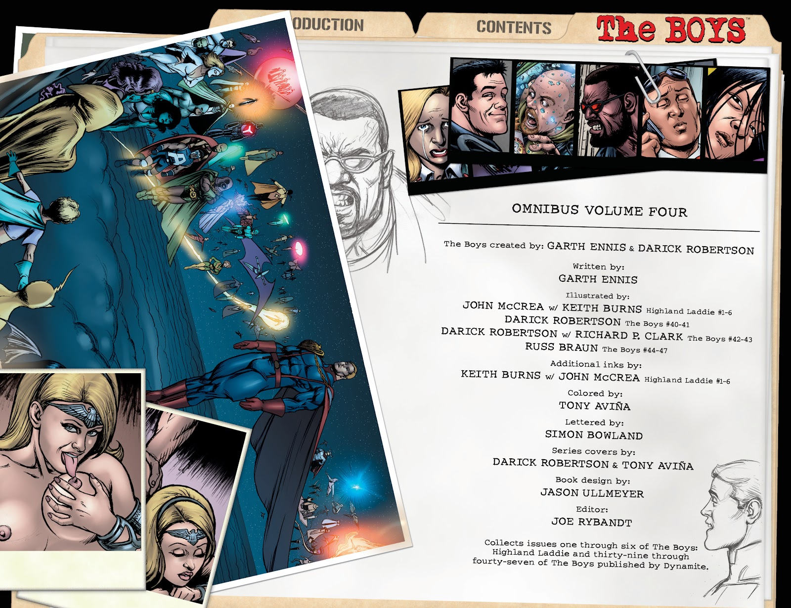 Read online The Boys Omnibus comic -  Issue # TPB 4 (Part 1) - 4