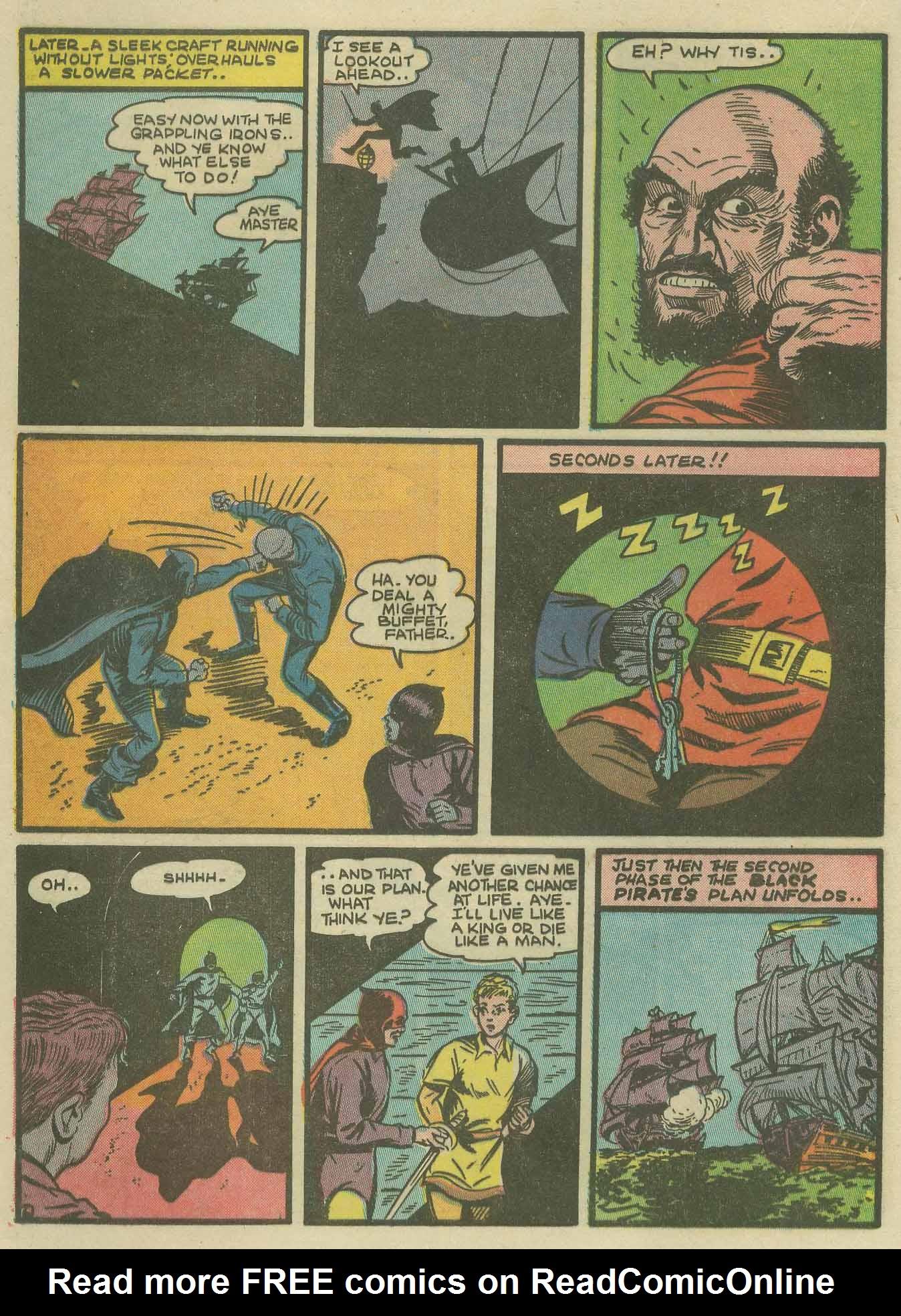 Read online Sensation (Mystery) Comics comic -  Issue #9 - 22