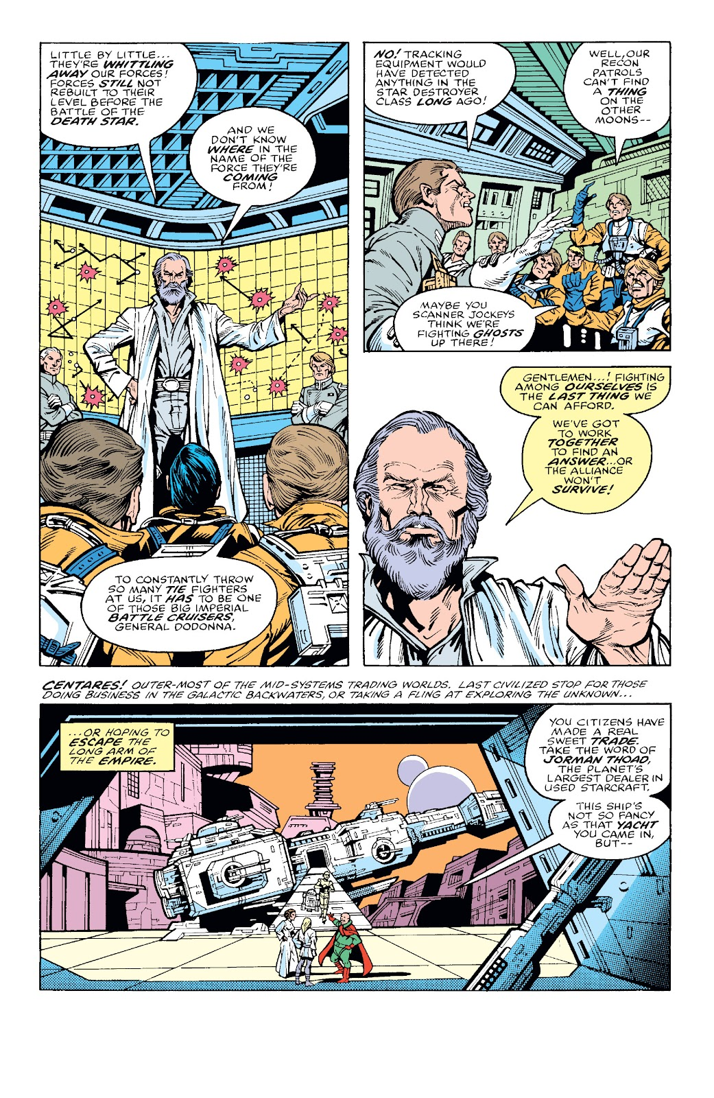 Read online Star Wars Legends: The Original Marvel Years - Epic Collection comic -  Issue # TPB 2 (Part 1) - 27