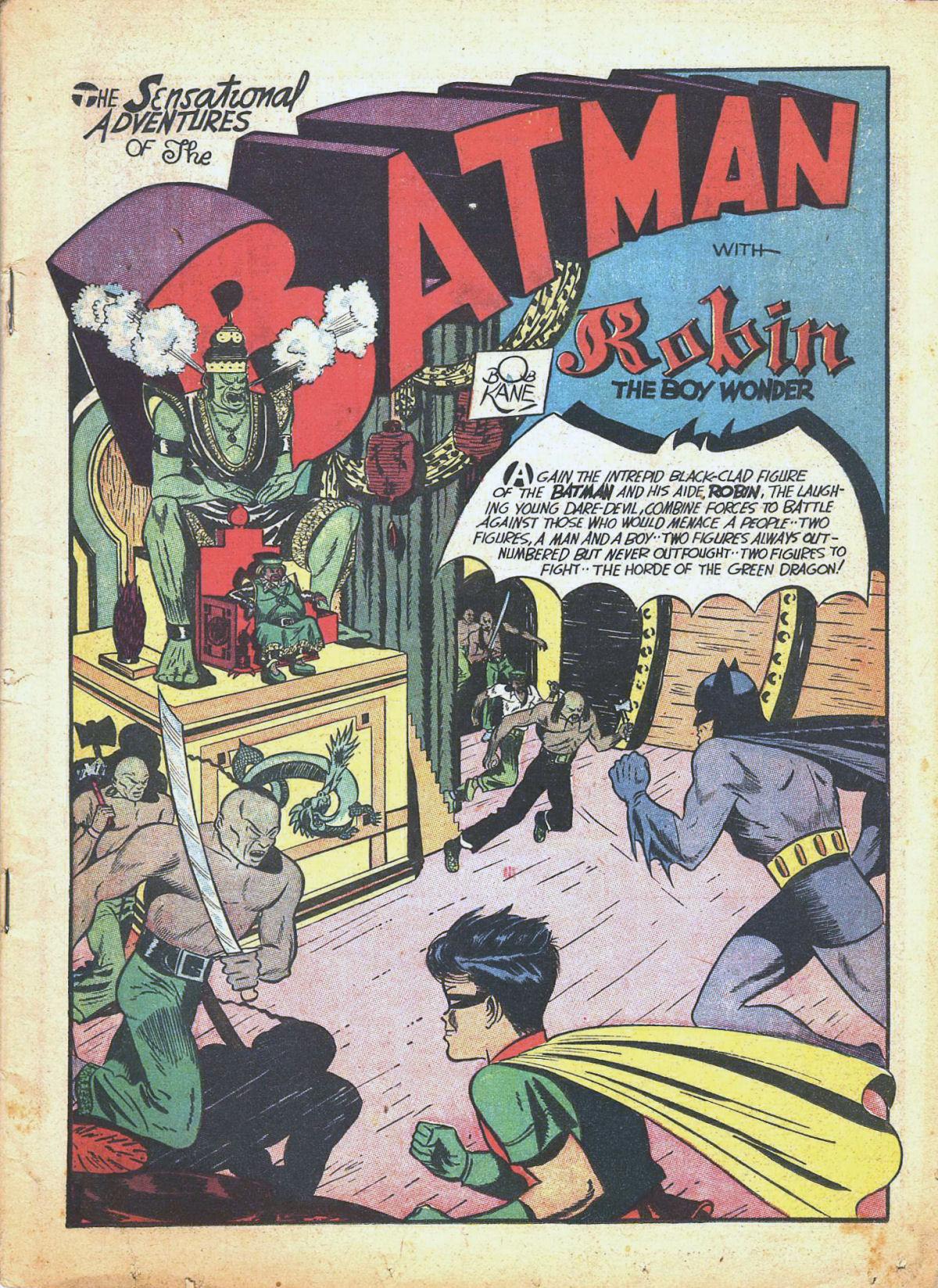 Read online Detective Comics (1937) comic -  Issue #39 - 4