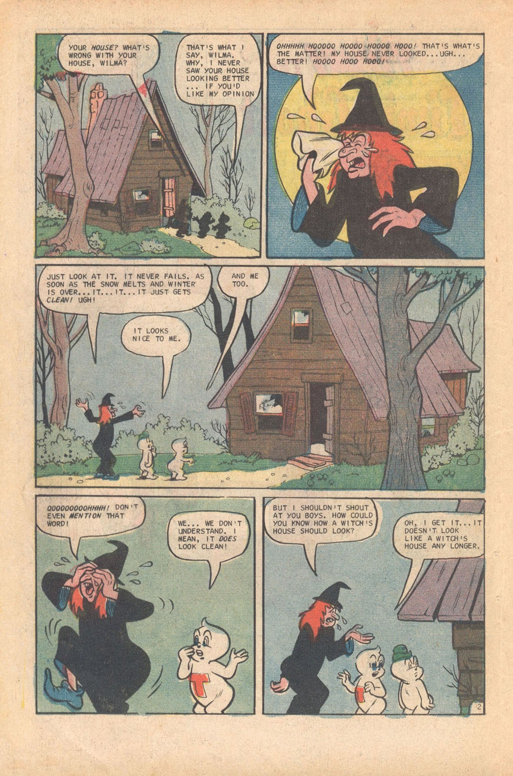 Read online Timmy the Timid Ghost comic -  Issue #9 - 18