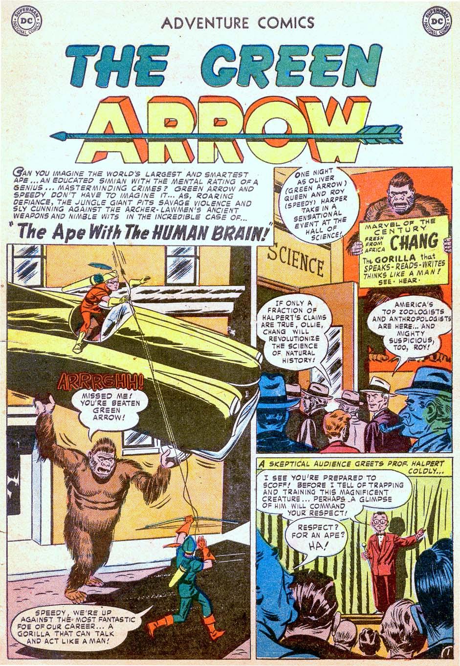 Read online Adventure Comics (1938) comic -  Issue #178 - 35