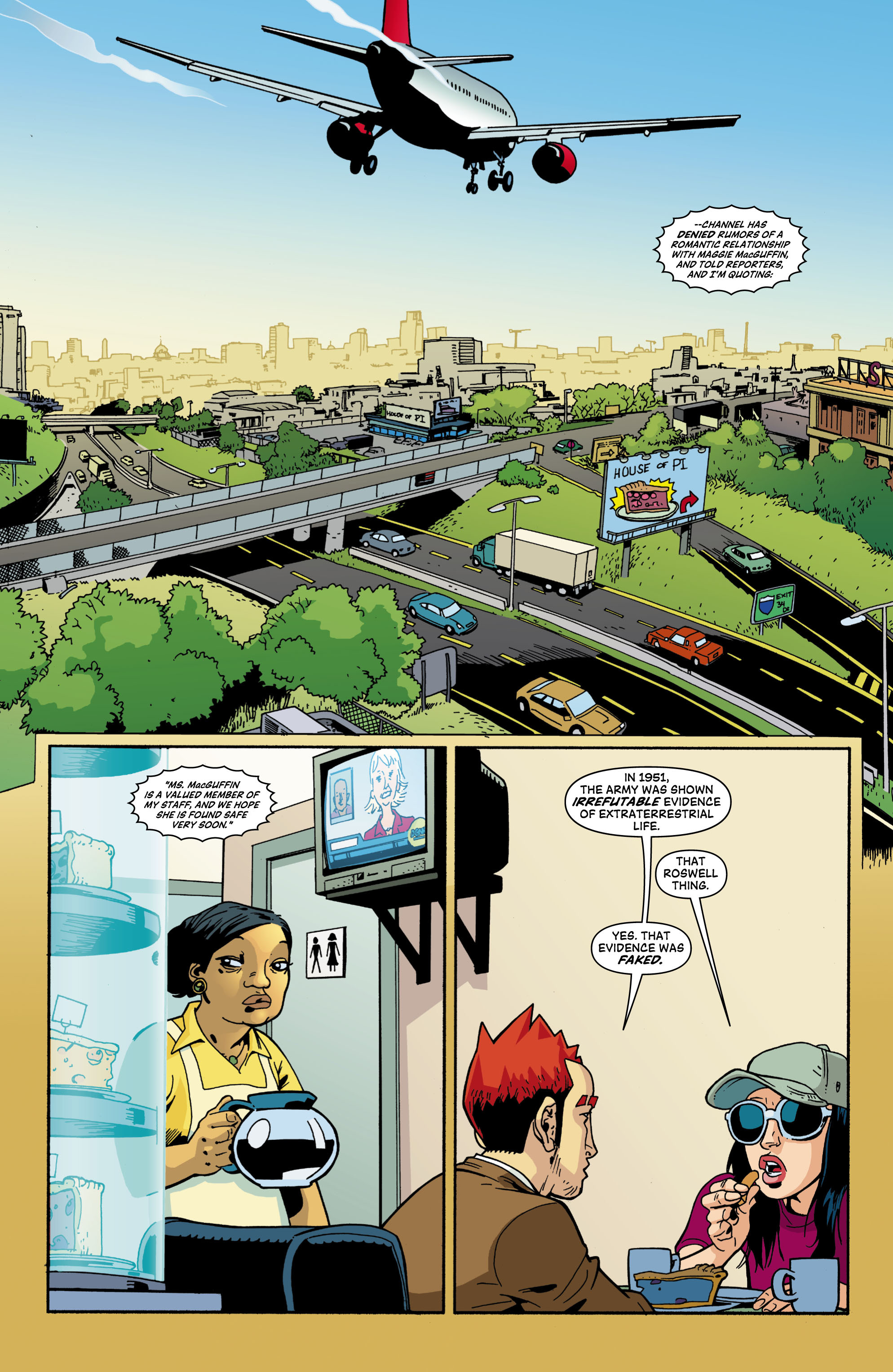 Read online Red Herring comic -  Issue #2 - 7
