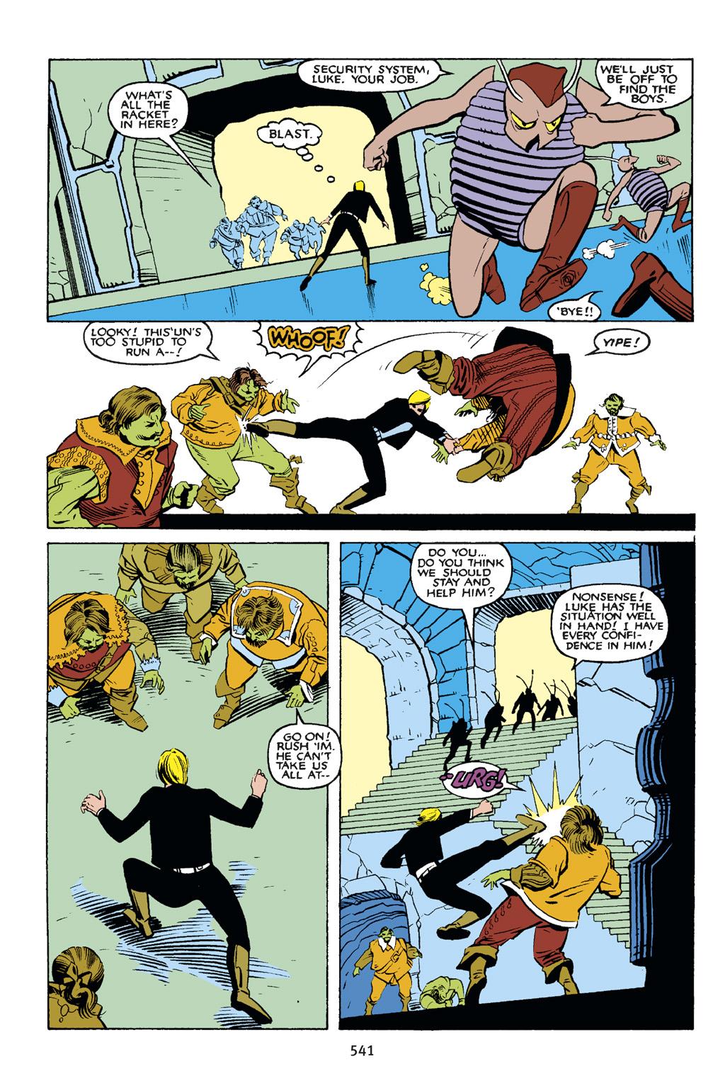 Read online Star Wars Omnibus comic -  Issue # Vol. 21.5 - 264