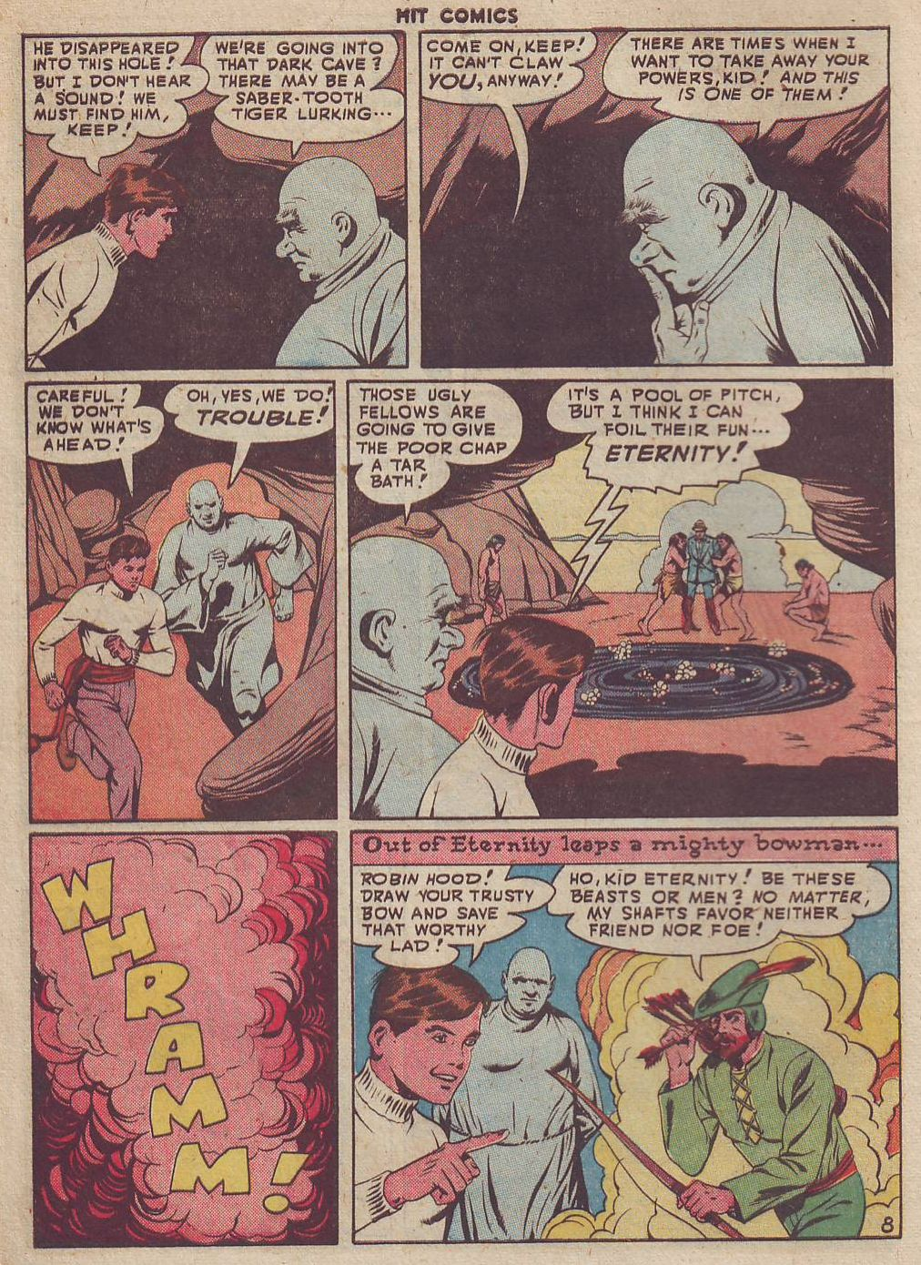 Read online Hit Comics comic -  Issue #51 - 10