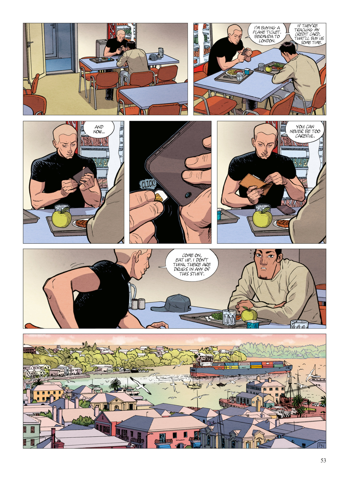 Read online Alter Ego comic -  Issue #5 - 55