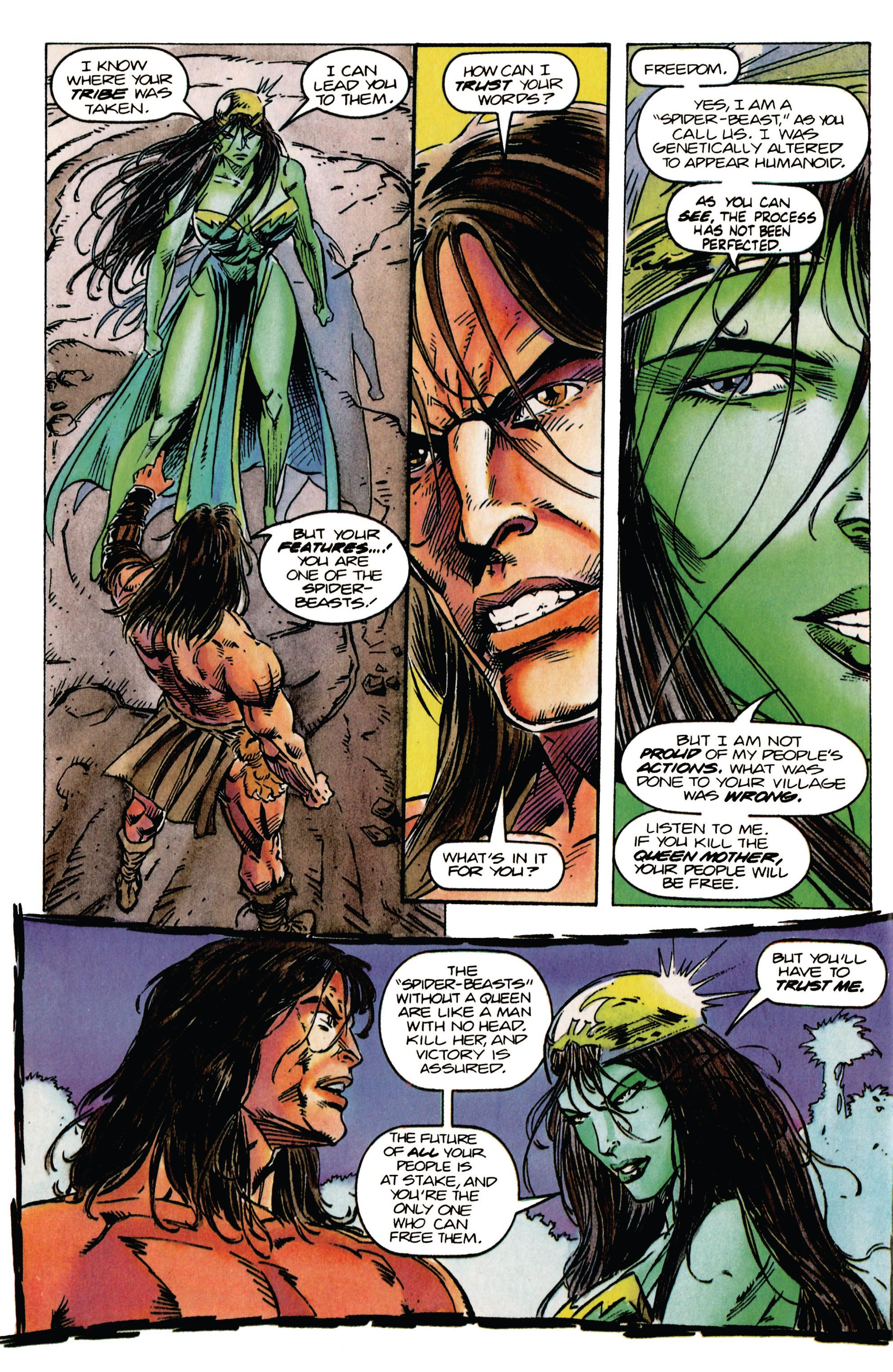 Read online Eternal Warrior (1992) comic -  Issue #38 - 5