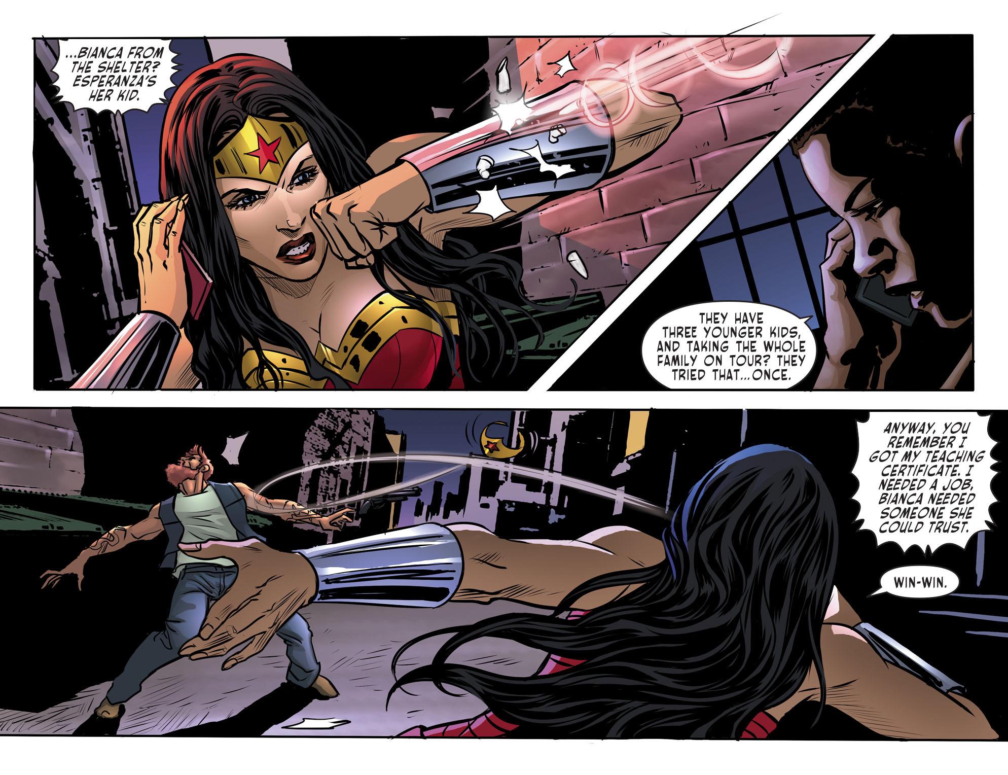 Read online Sensation Comics Featuring Wonder Woman comic -  Issue #29 - 17