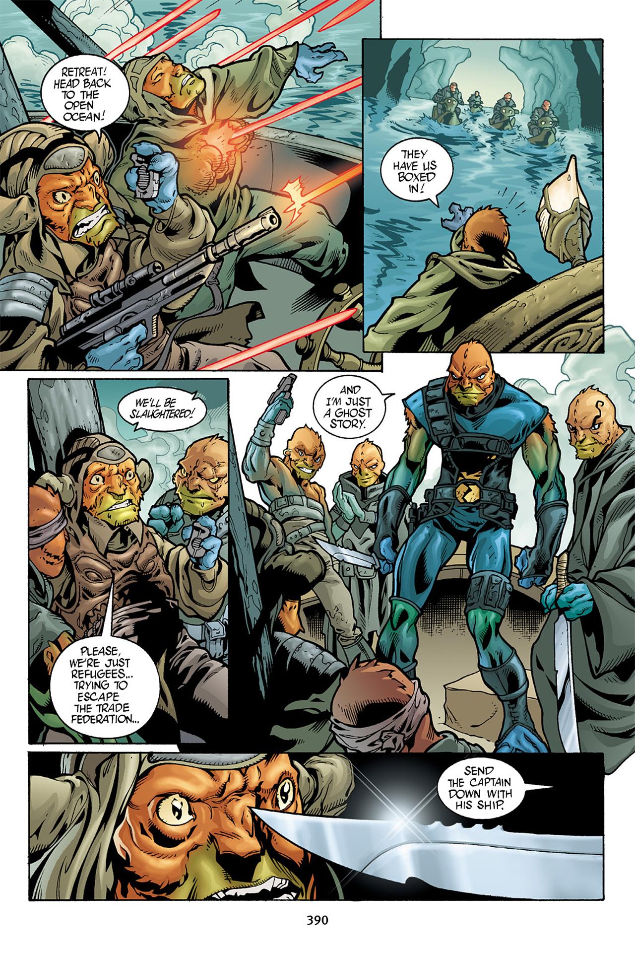 Read online Star Wars Omnibus comic -  Issue # Vol. 10 - 383