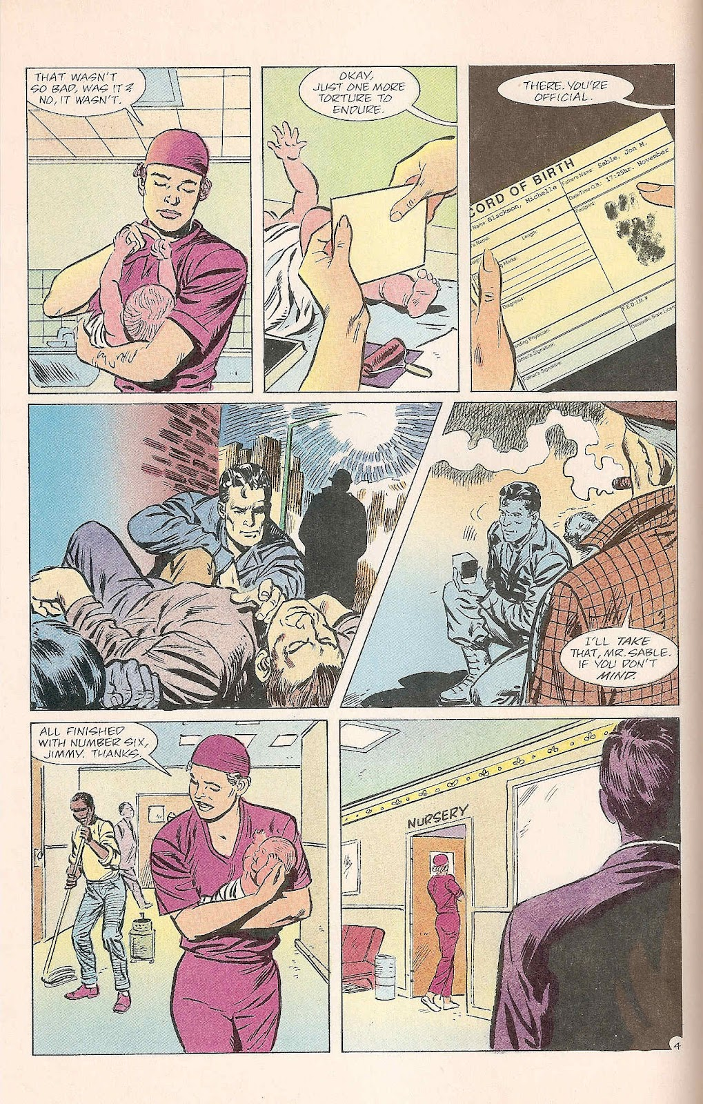 Sable issue 25 - Page 6