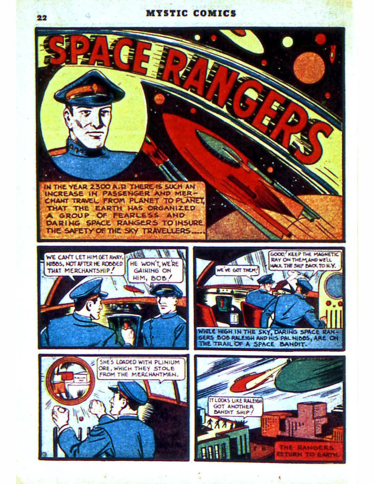 Mystic Comics (1940) issue 2 - Page 24