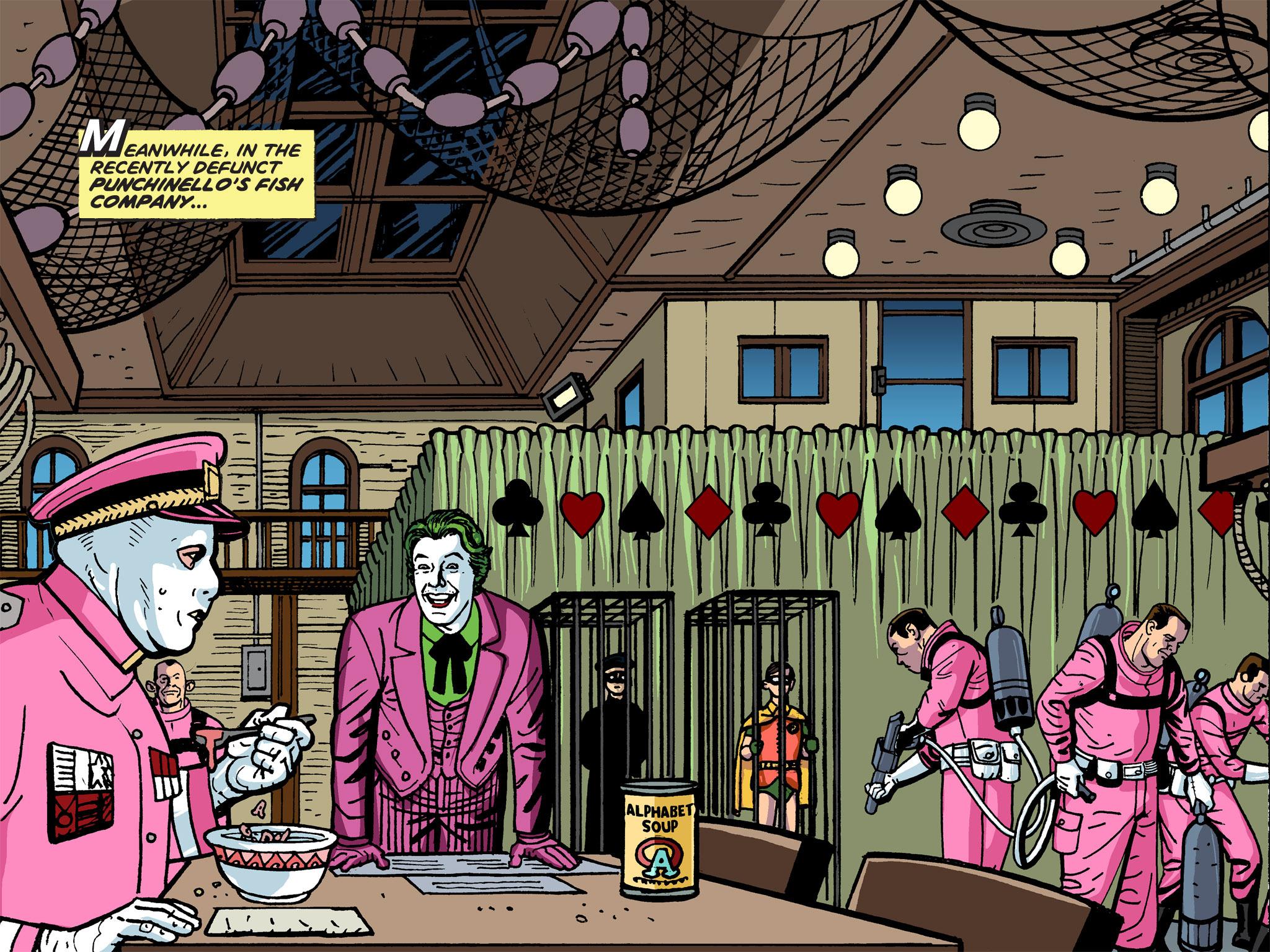 Read online Batman '66 Meets the Green Hornet [II] comic -  Issue #5 - 81