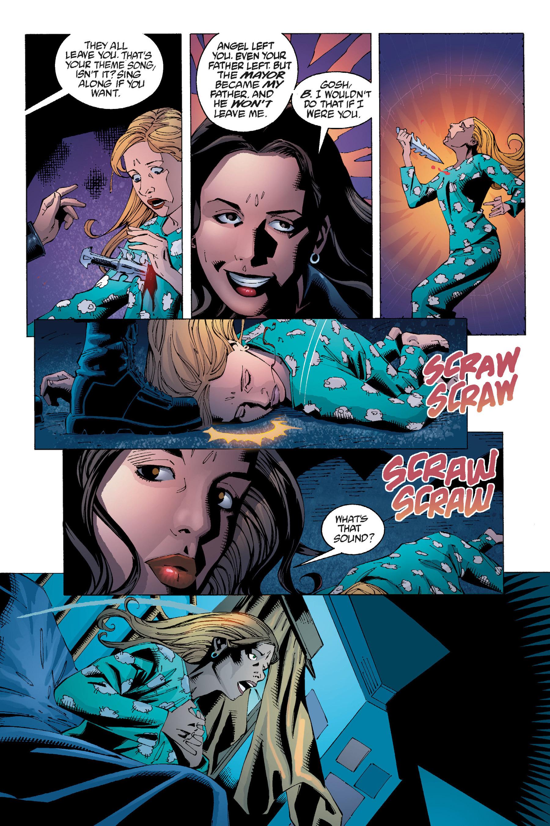 Read online Buffy the Vampire Slayer: Omnibus comic -  Issue # TPB 5 - 15