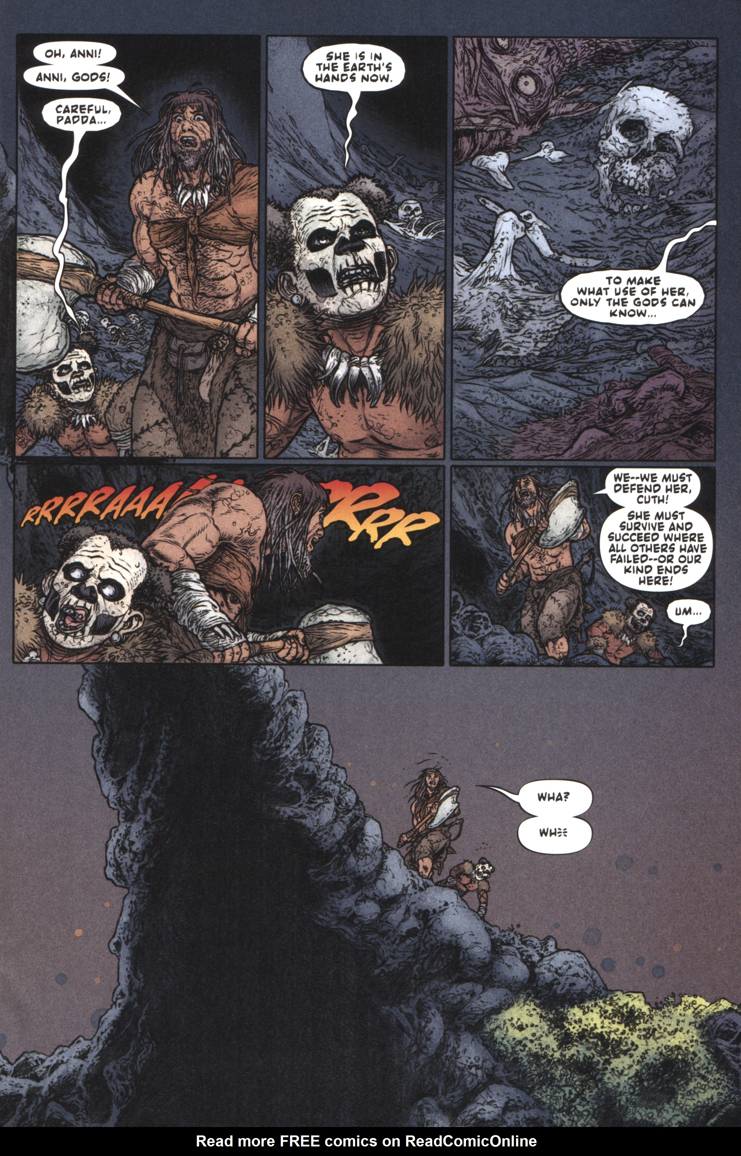 Read online Book of Death: Legends of the Geomancer comic -  Issue #2 - 17