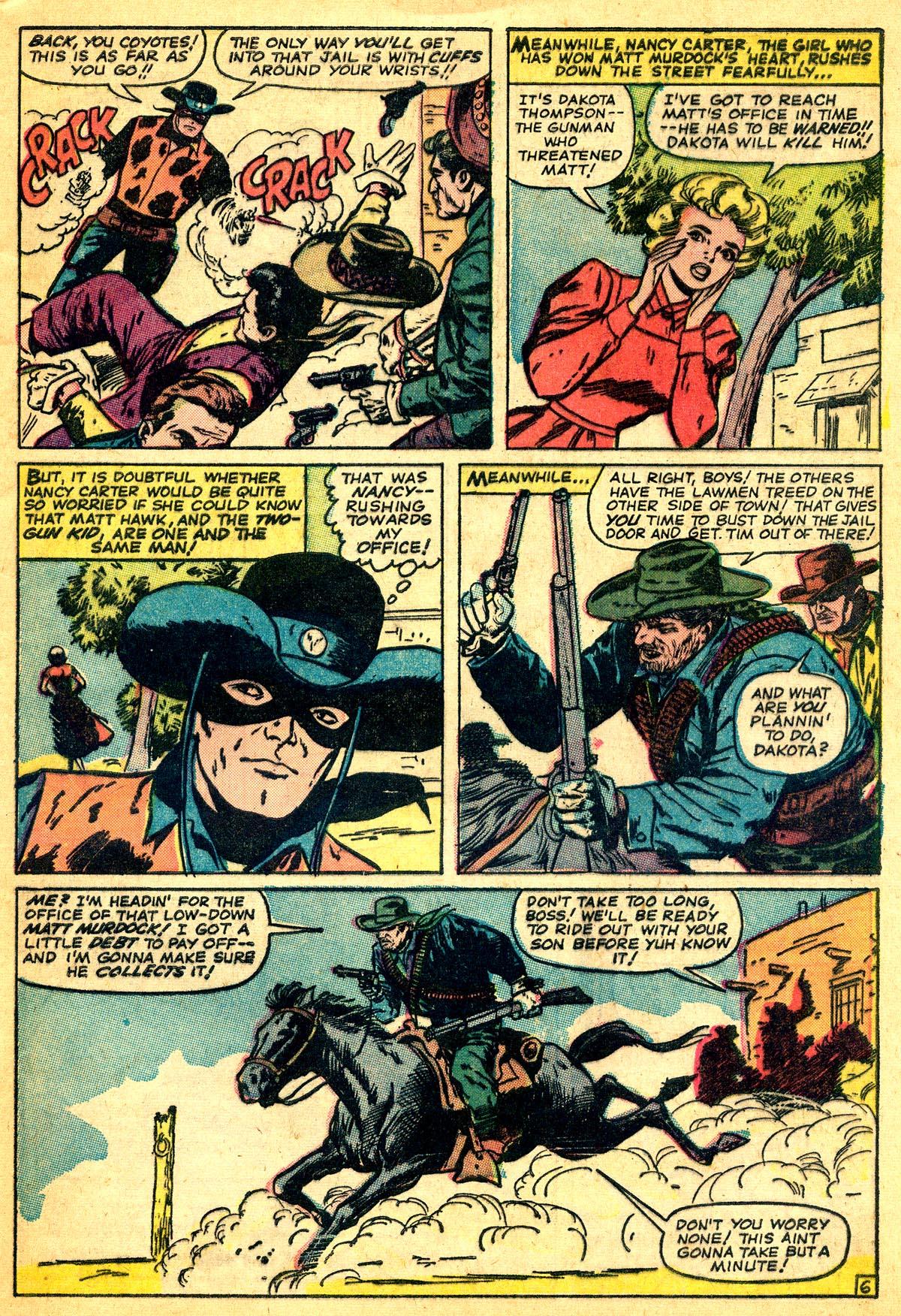 Read online Two-Gun Kid comic -  Issue #74 - 9