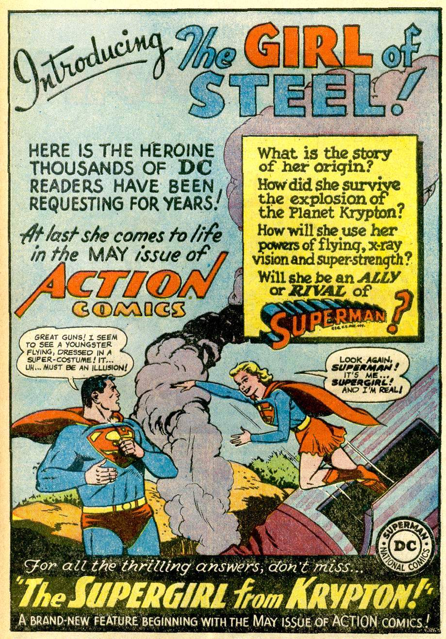 Read online Adventure Comics (1938) comic -  Issue #259 - 17