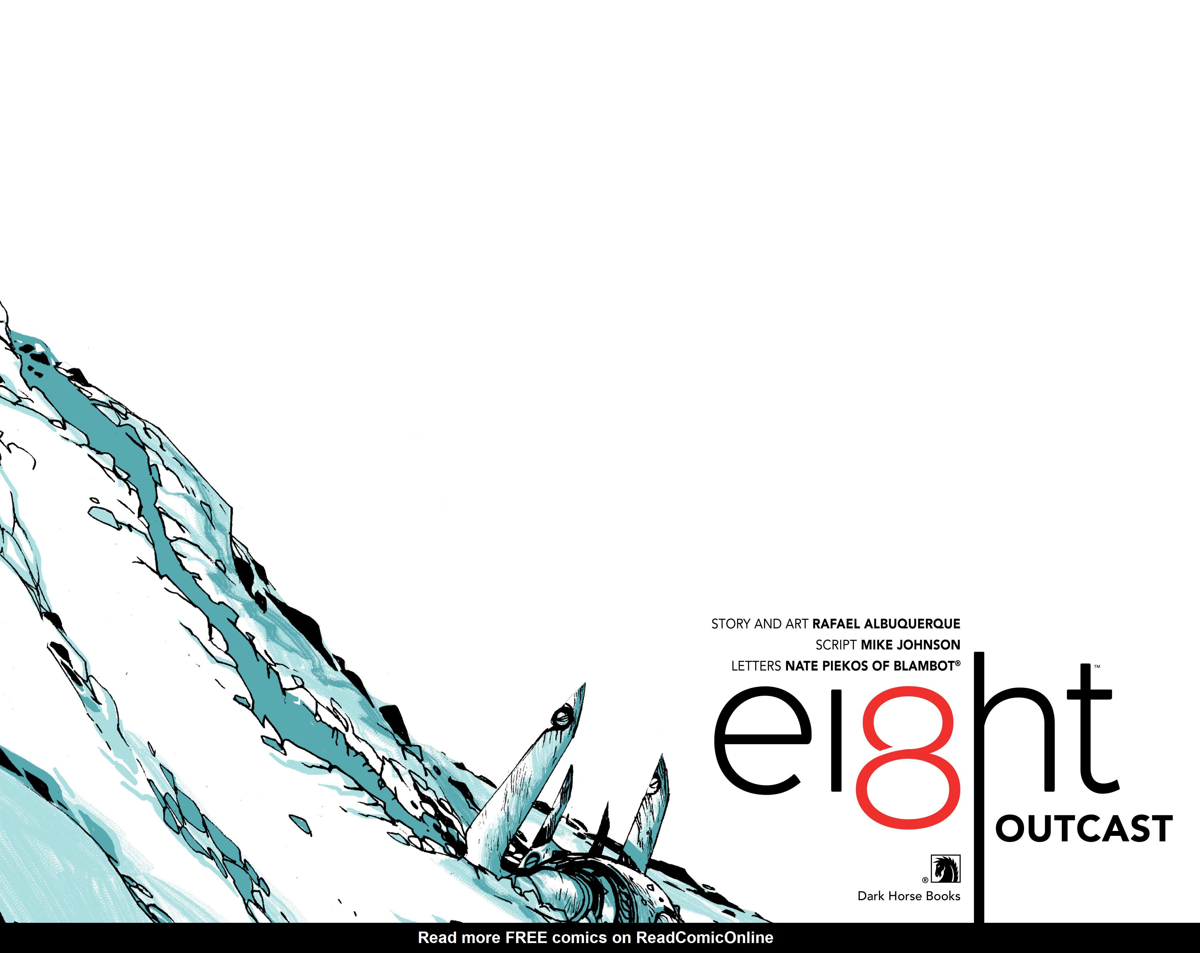 Read online Ei8ht comic -  Issue # TPB - 3