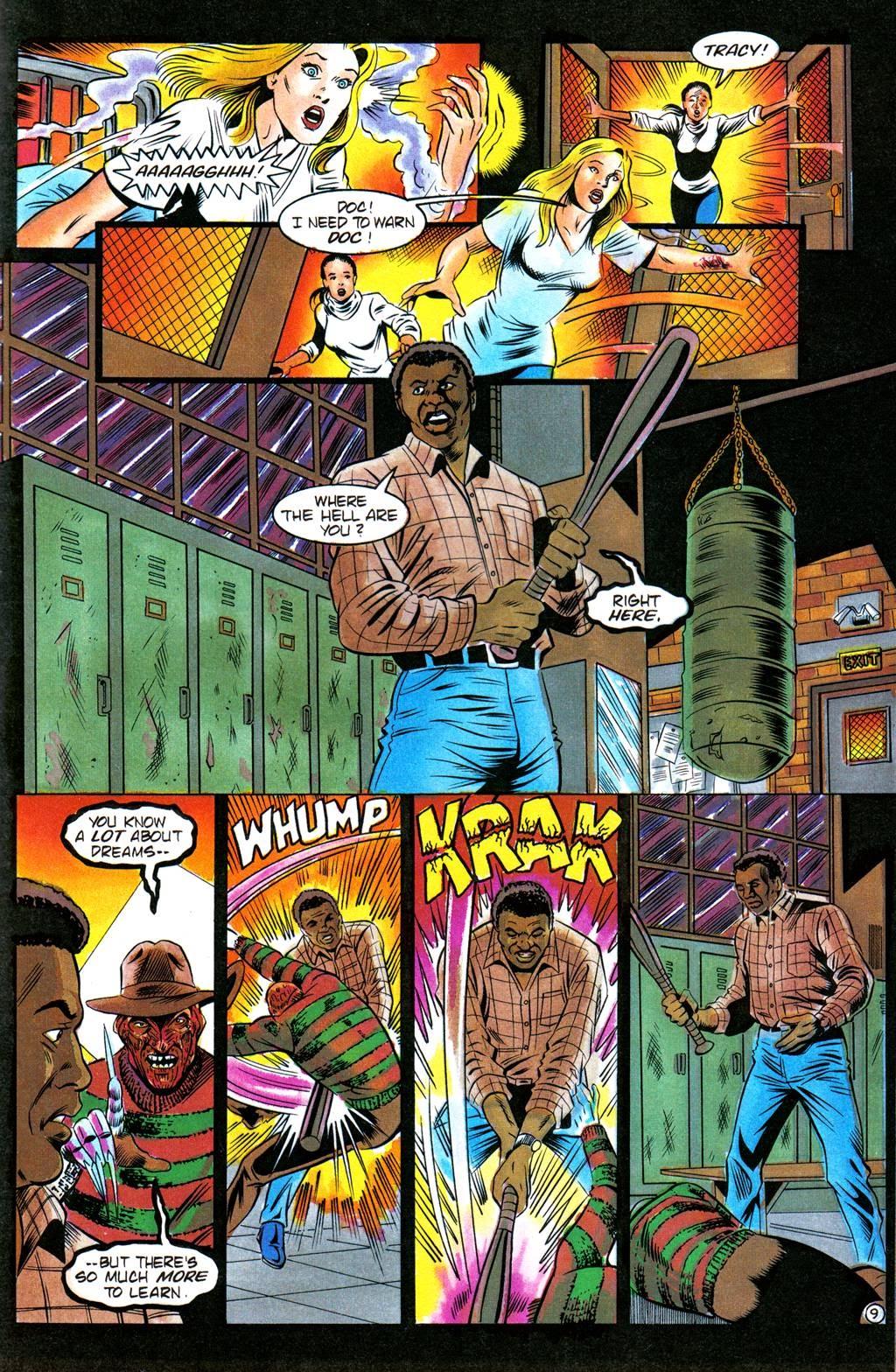 Read online Freddy's Dead: The Final Nightmare comic -  Issue #3 - 11