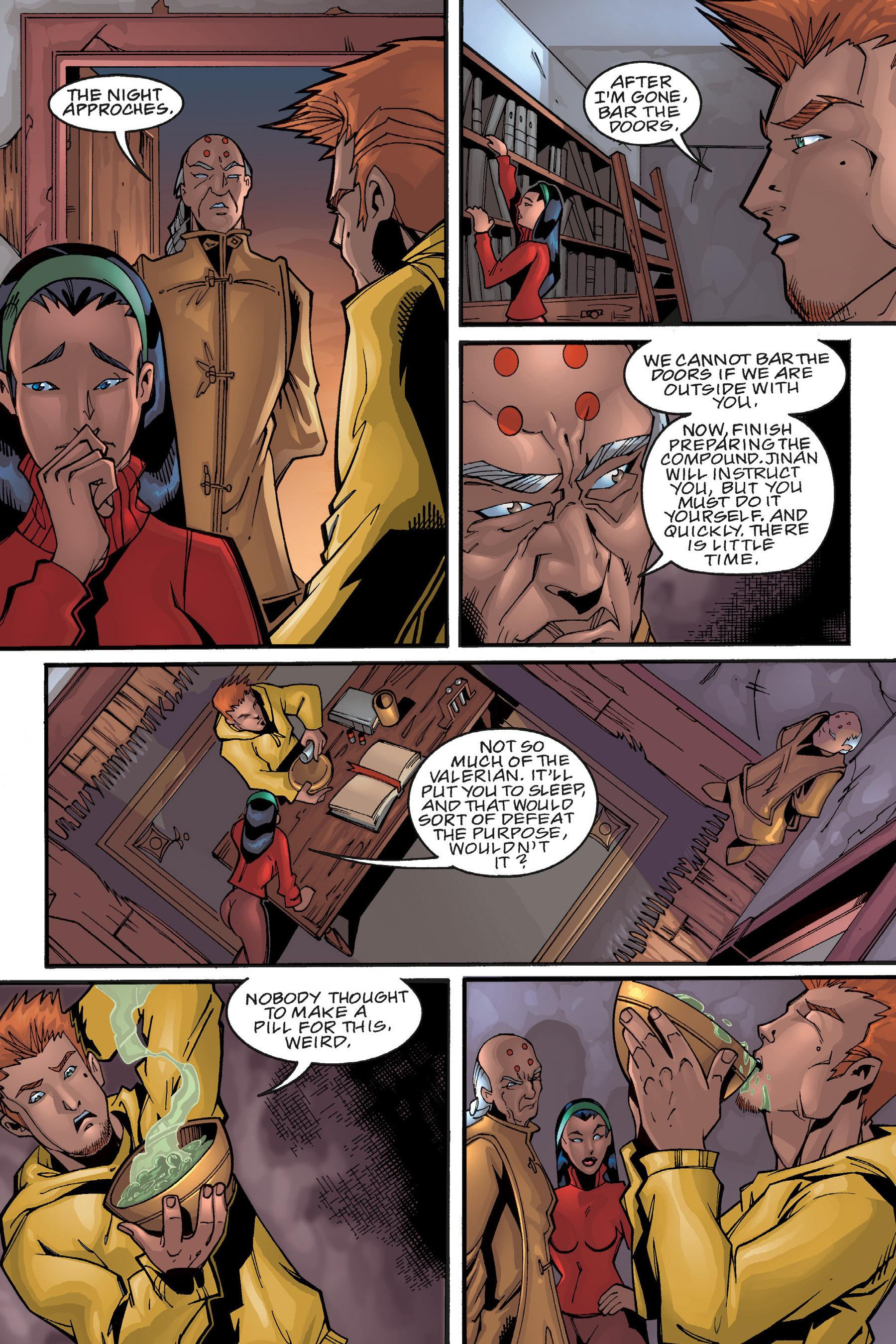 Read online Buffy the Vampire Slayer: Omnibus comic -  Issue # TPB 5 - 335