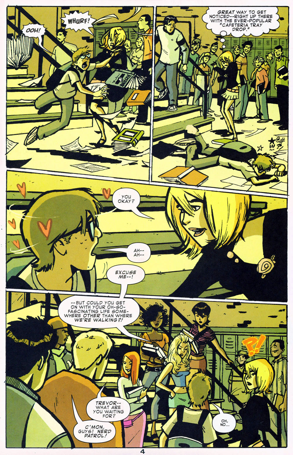 Read online Bad Girls comic -  Issue #1 - 5