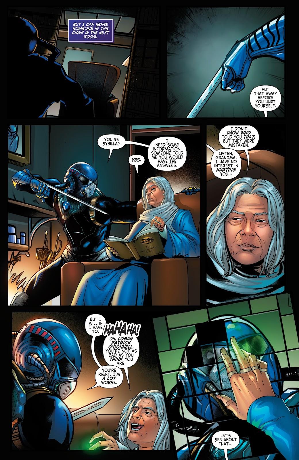 Read online Zodiac comic -  Issue #1 - 16