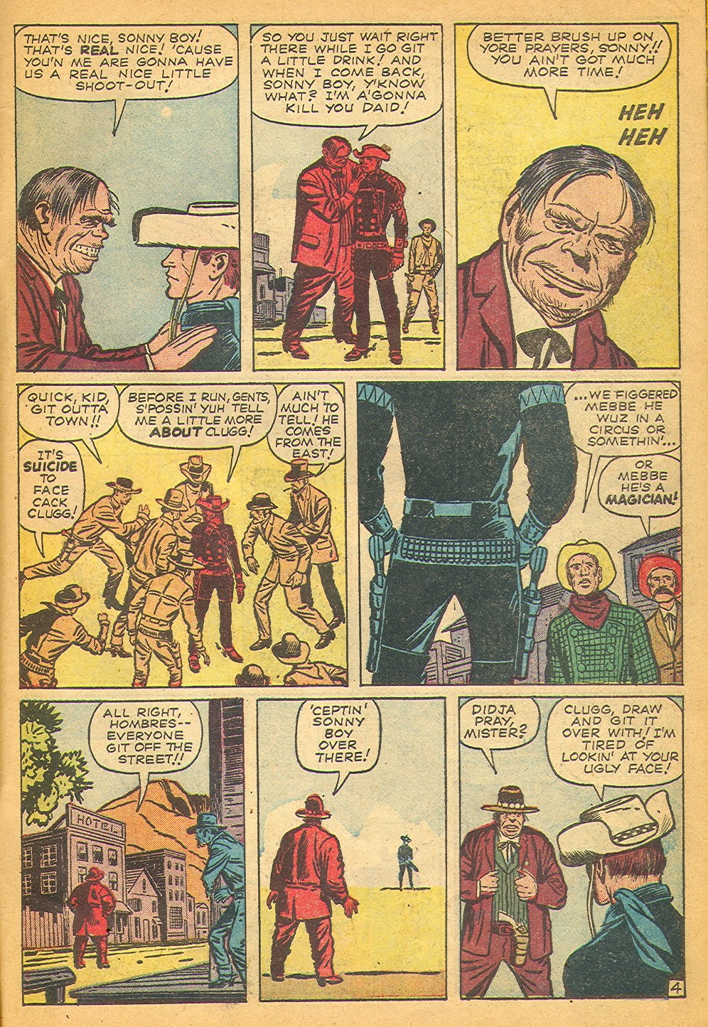 The Rawhide Kid (1955) issue 26 - Page 31