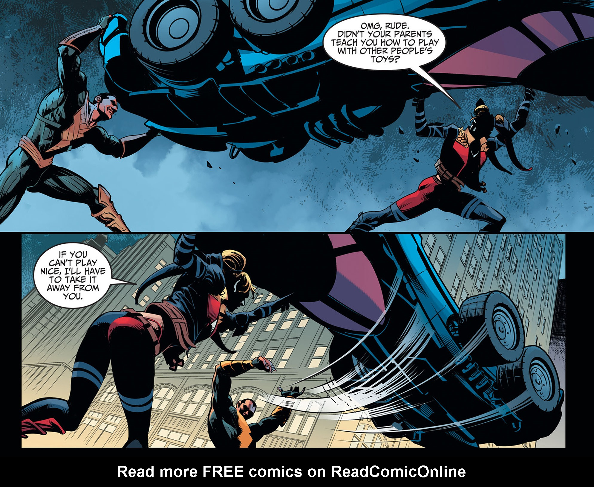 Read online Injustice: Ground Zero comic -  Issue #11 - 20