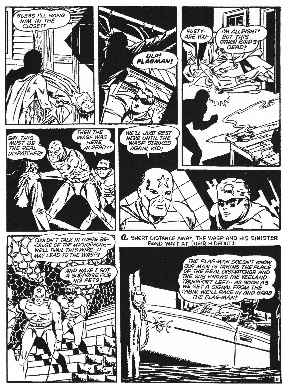 Read online Men of Mystery Comics comic -  Issue #75 - 8
