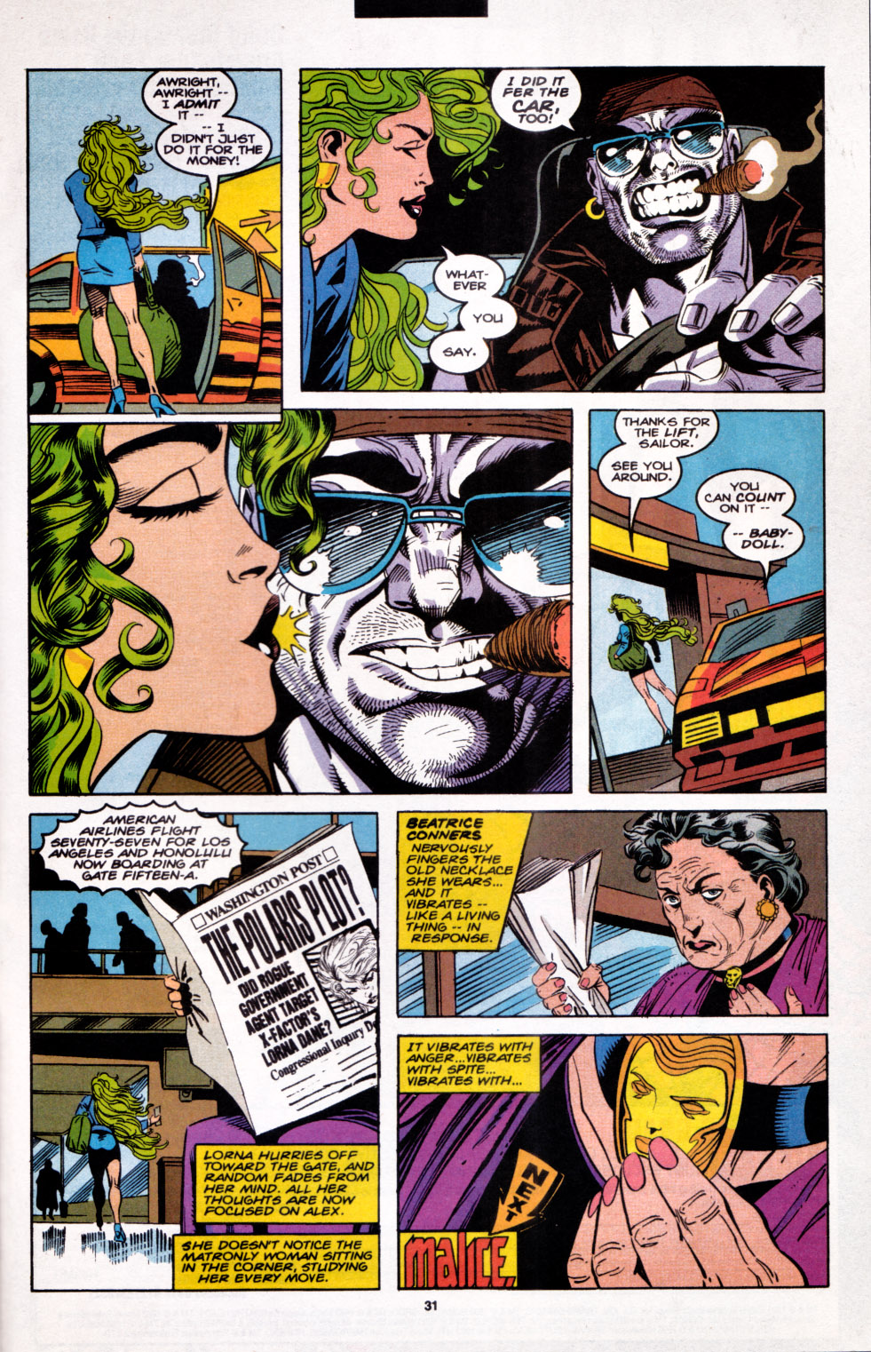 Read online X-Factor (1986) comic -  Issue #102 - 23