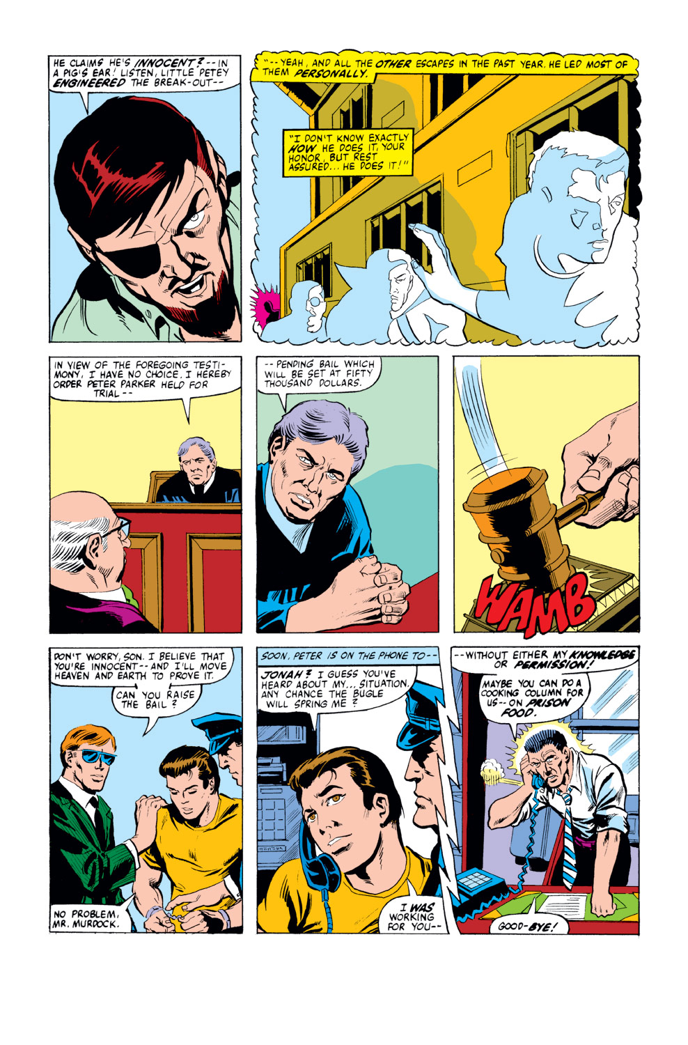 The Amazing Spider-Man (1963) 219 Page 8
