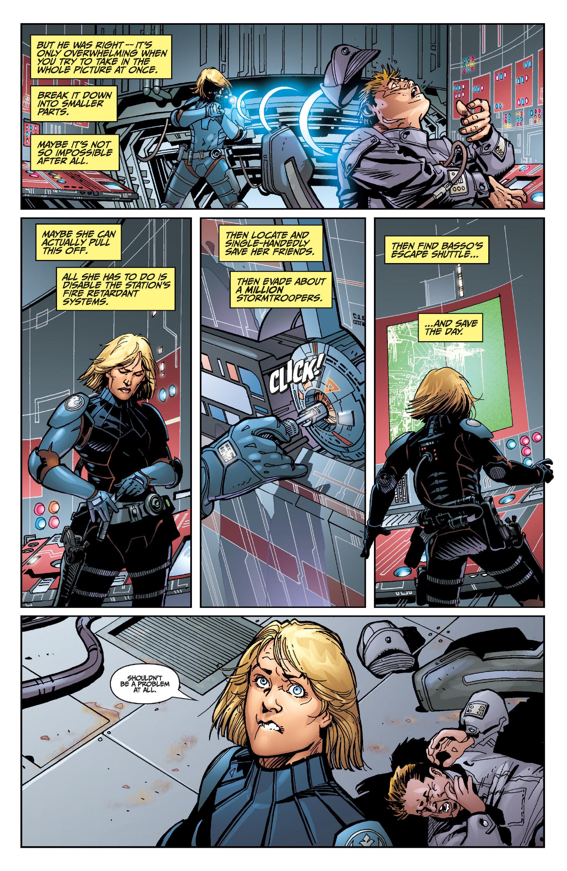 Read online Star Wars Omnibus comic -  Issue # Vol. 20 - 344