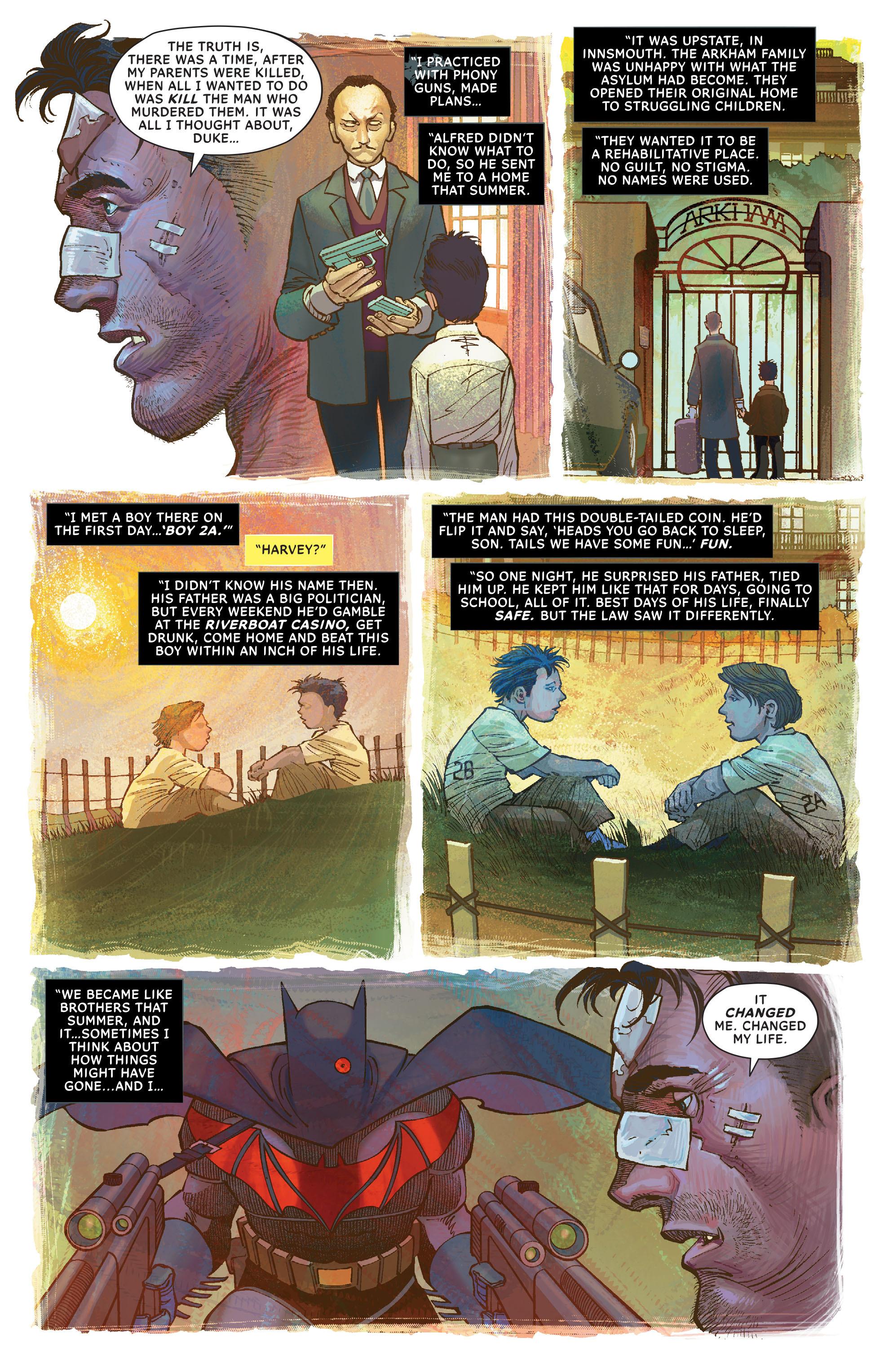Read online All-Star Batman comic -  Issue #3 - 20