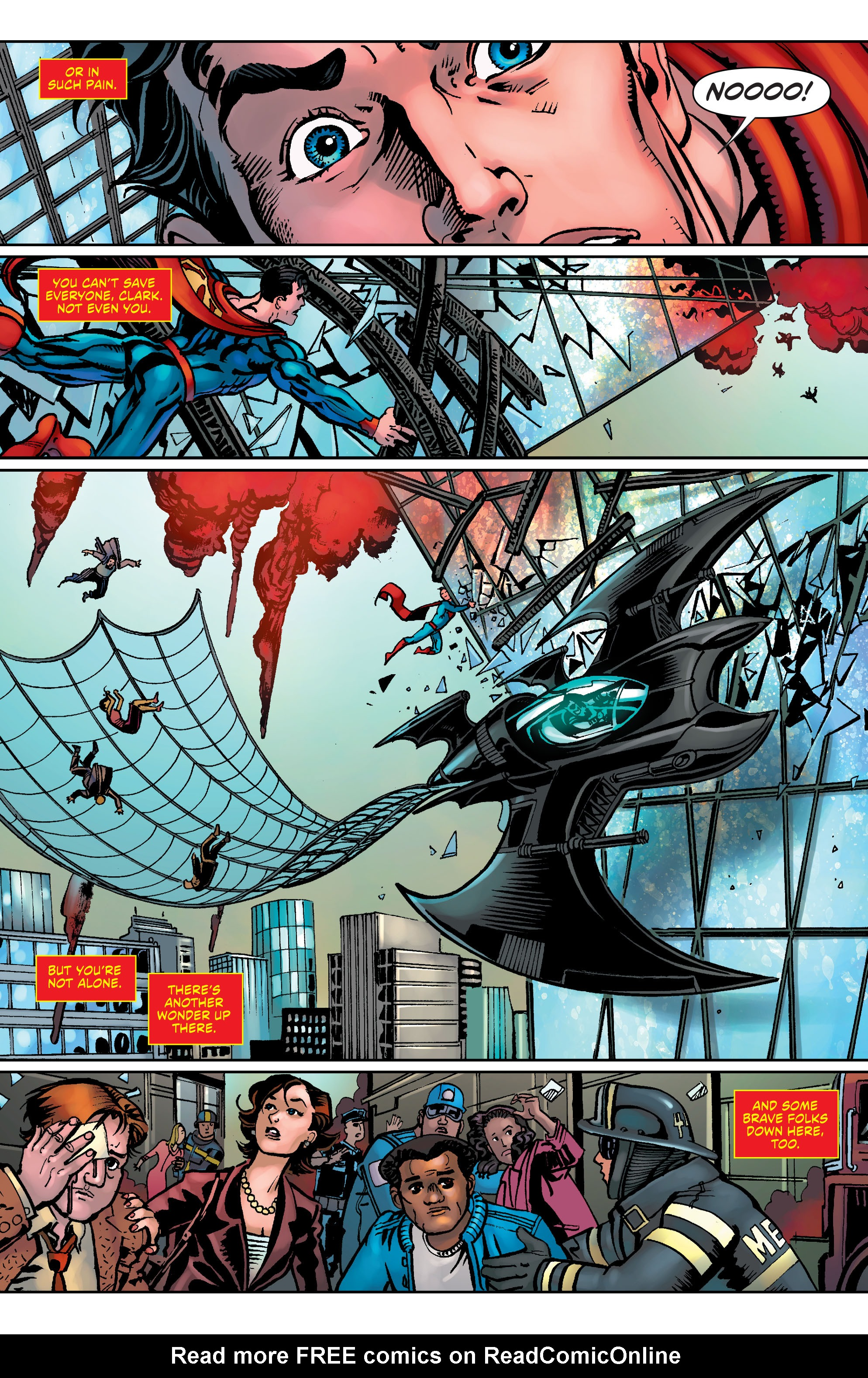 Read online Worlds' Finest comic -  Issue #31 - 7