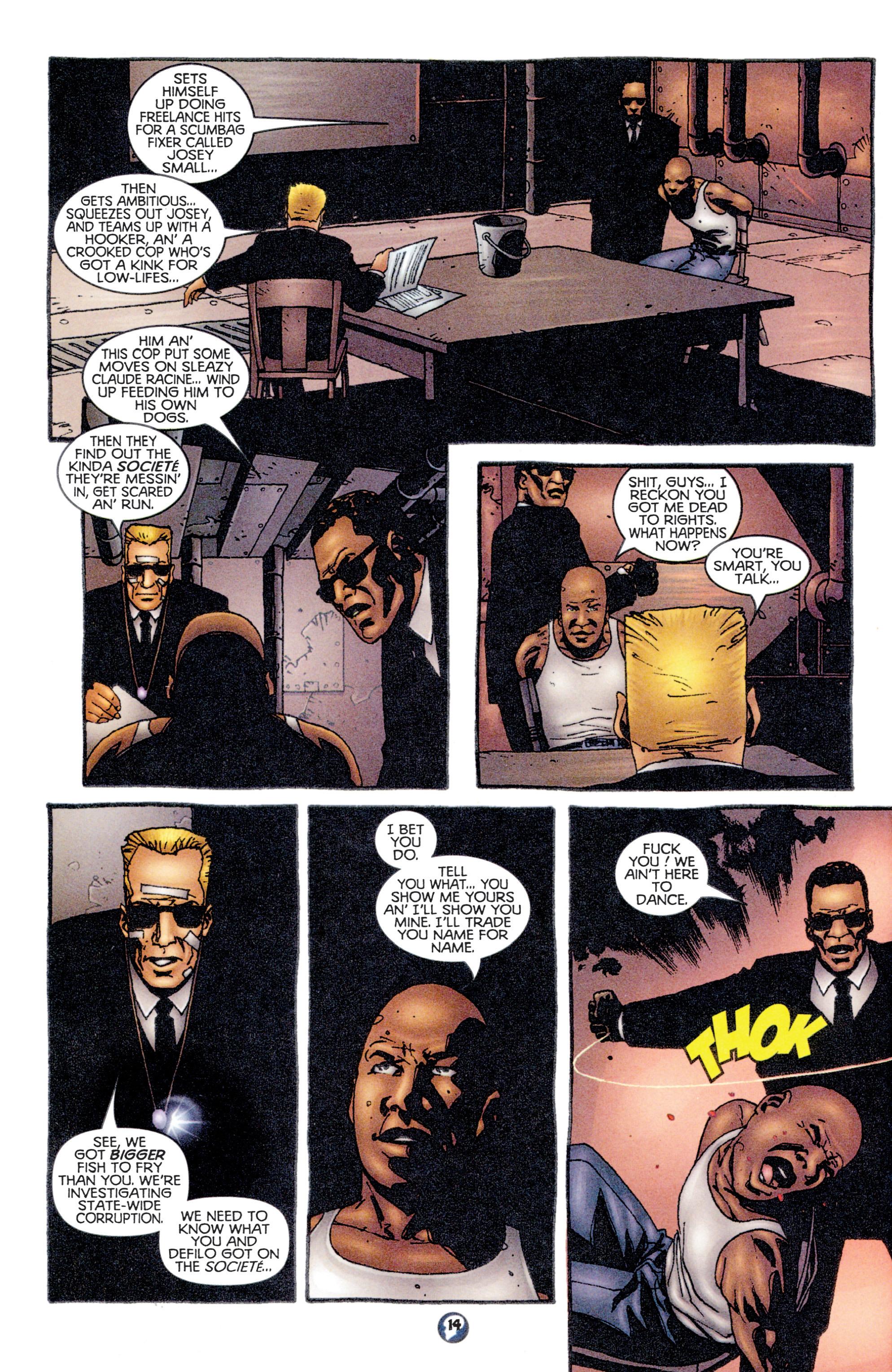 Read online Shadowman (1997) comic -  Issue #12 - 12