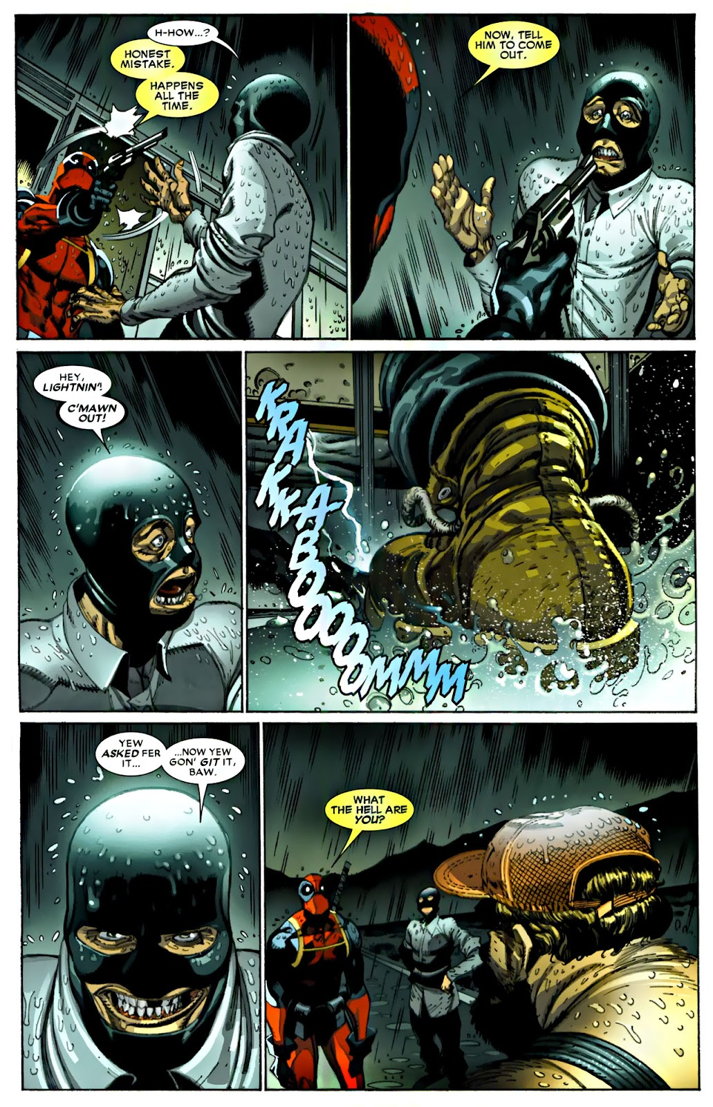 Read online Deadpool (2008) comic -  Issue #22 - 8