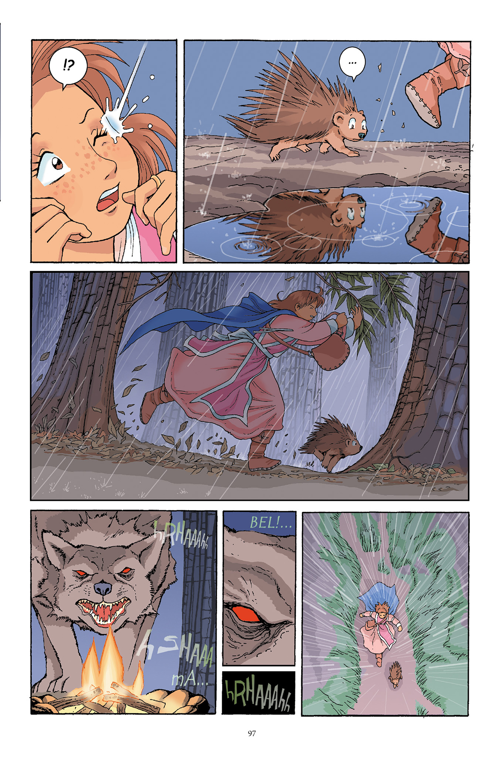 Read online Courageous Princess comic -  Issue # TPB 1 - 97