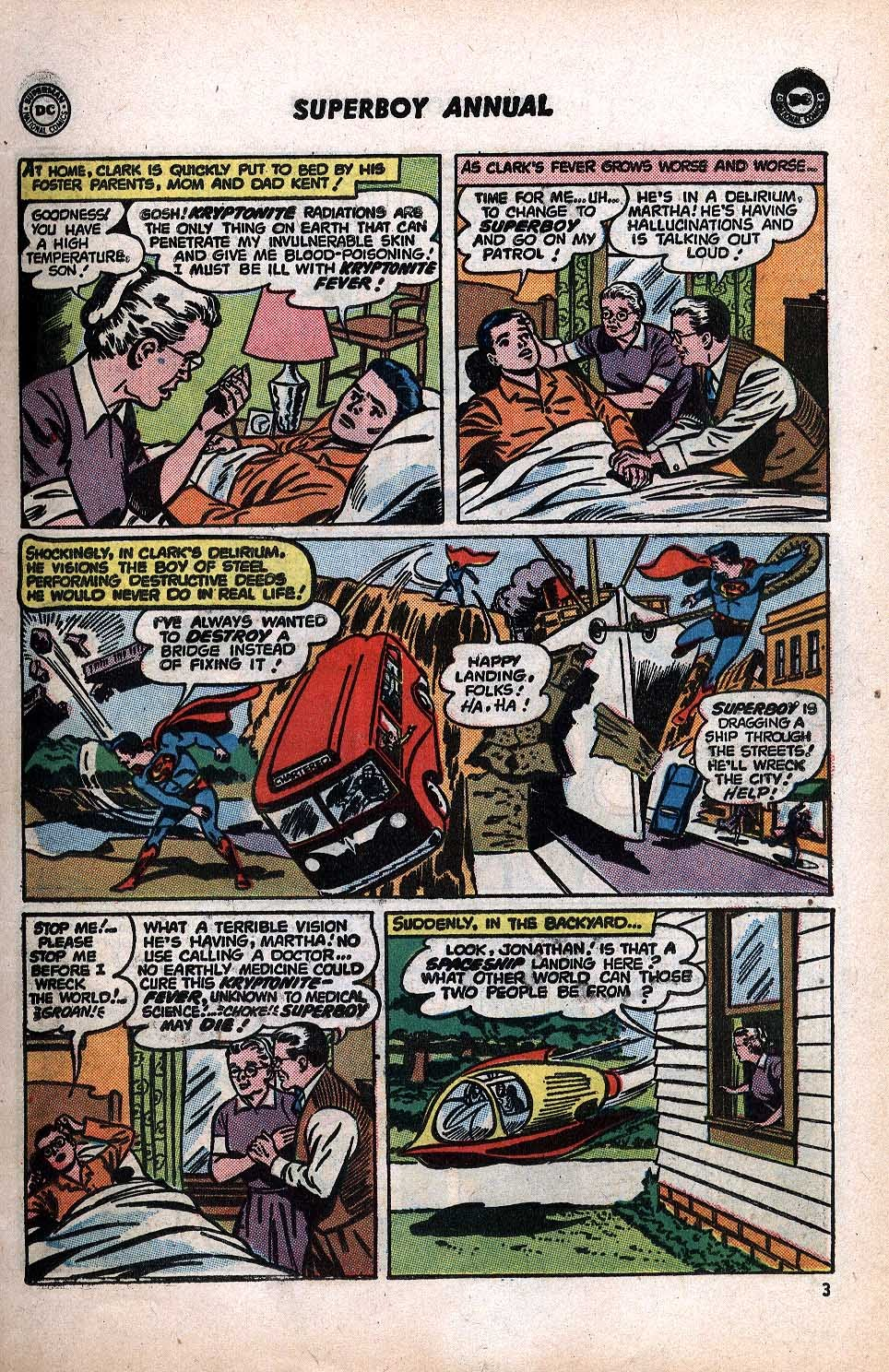 Superboy (1949) issue Annual 1 - Page 5