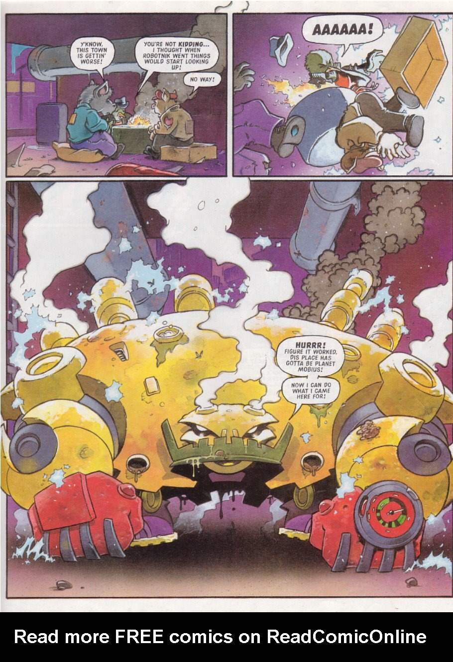 Read online Sonic the Comic comic -  Issue #116 - 11