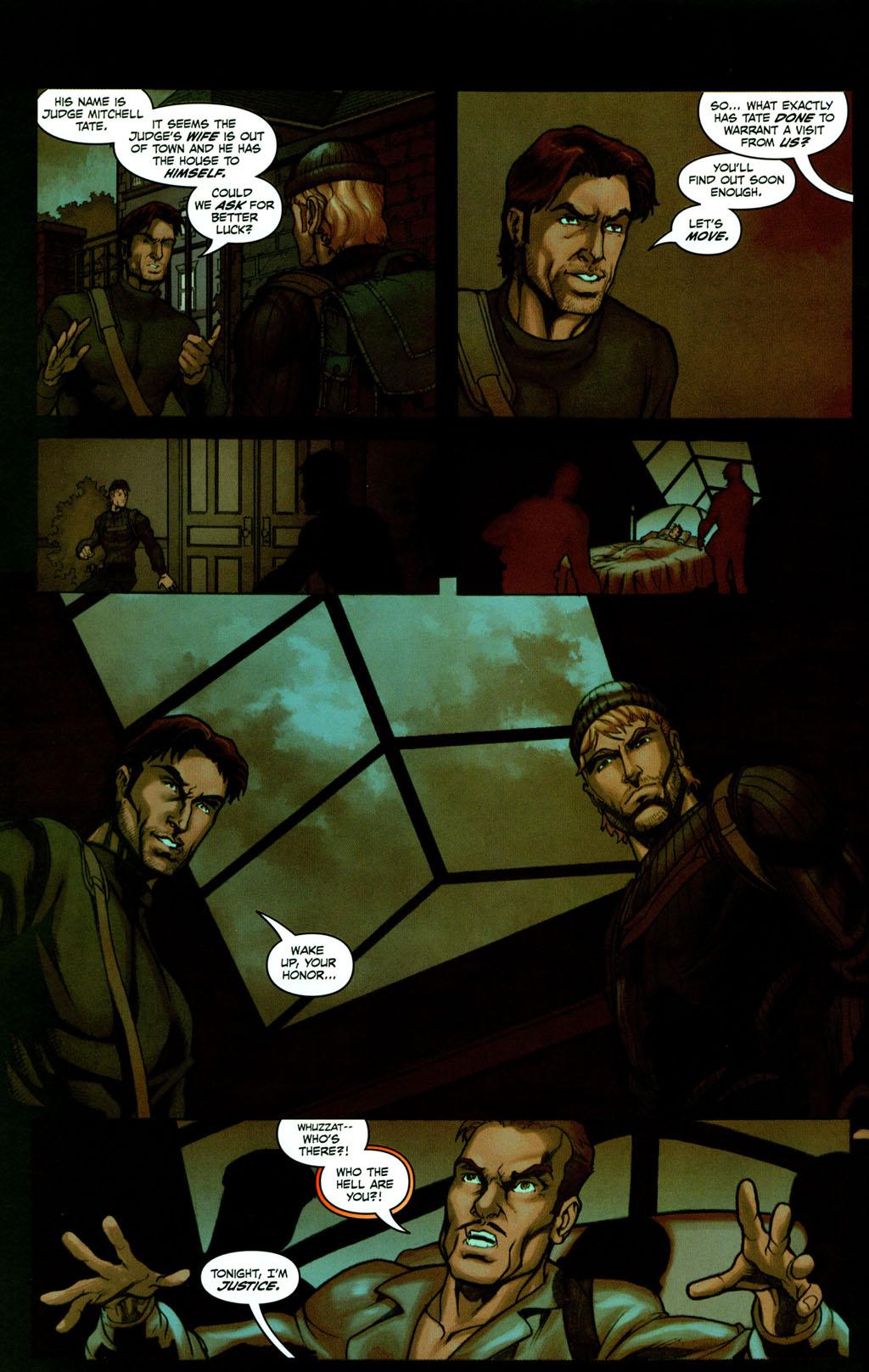 Read online Snake Eyes: Declassified comic -  Issue #2 - 16