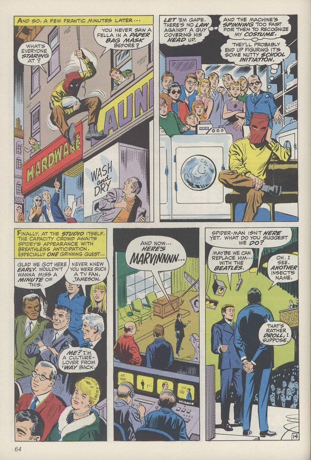 The Amazing Spider-Man (1979) issue TPB - Page 66