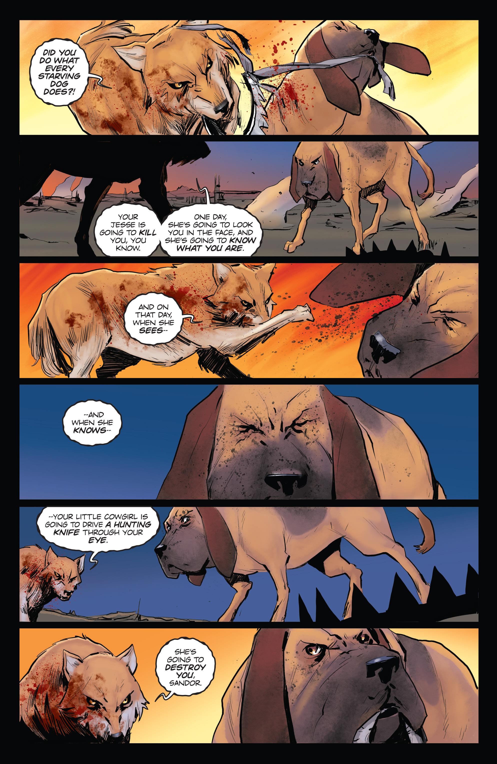 Read online Animosity comic -  Issue #4 - 16