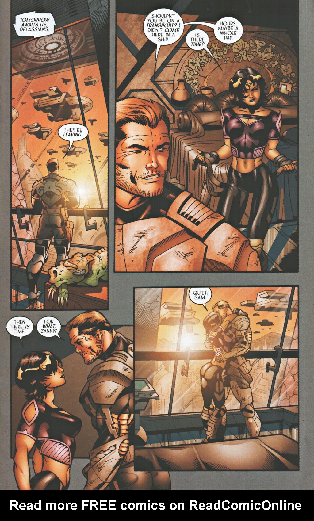 Read online Sigil (2000) comic -  Issue #41 - 14