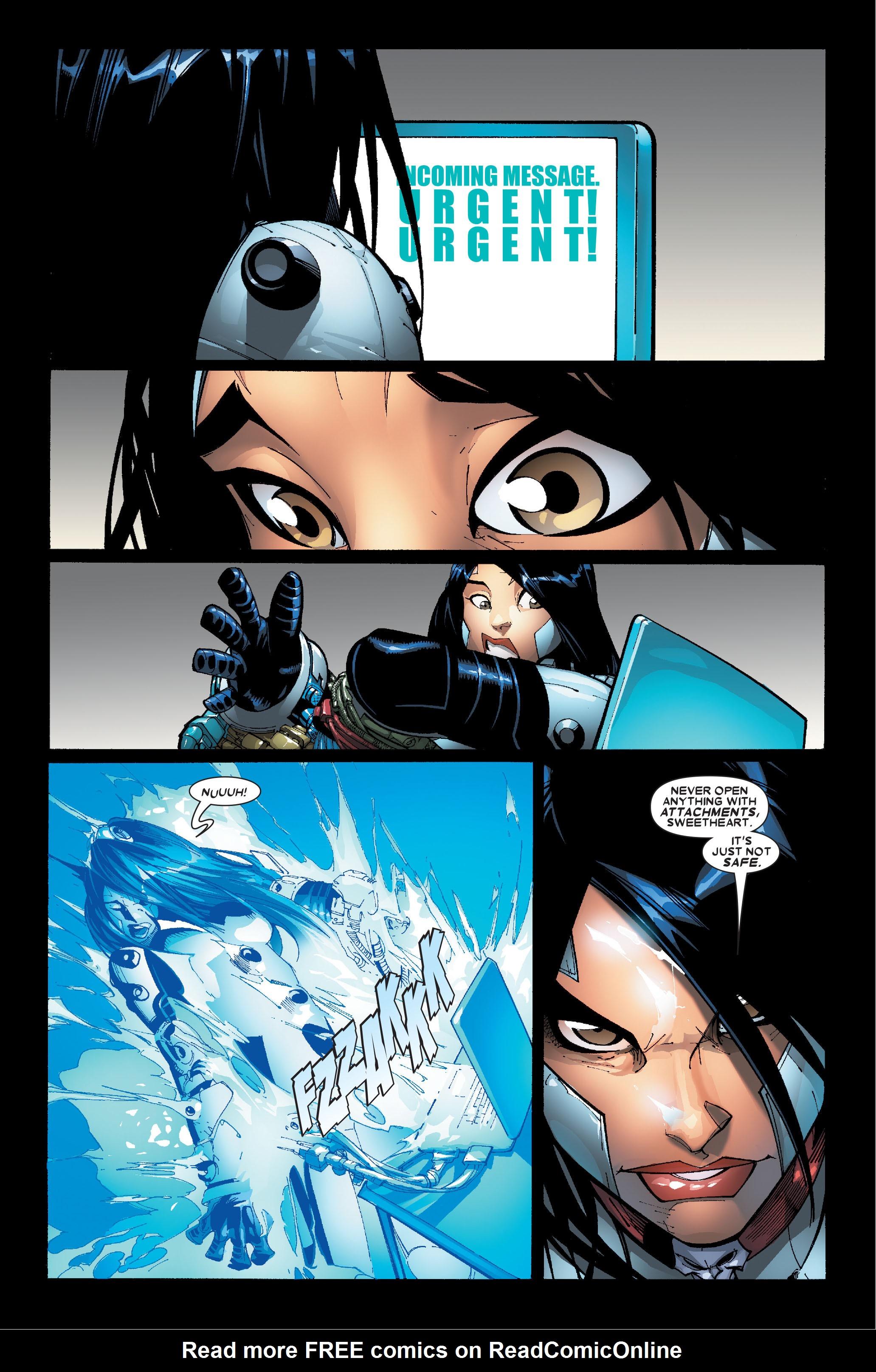 X-Men (1991) 200 Page 12